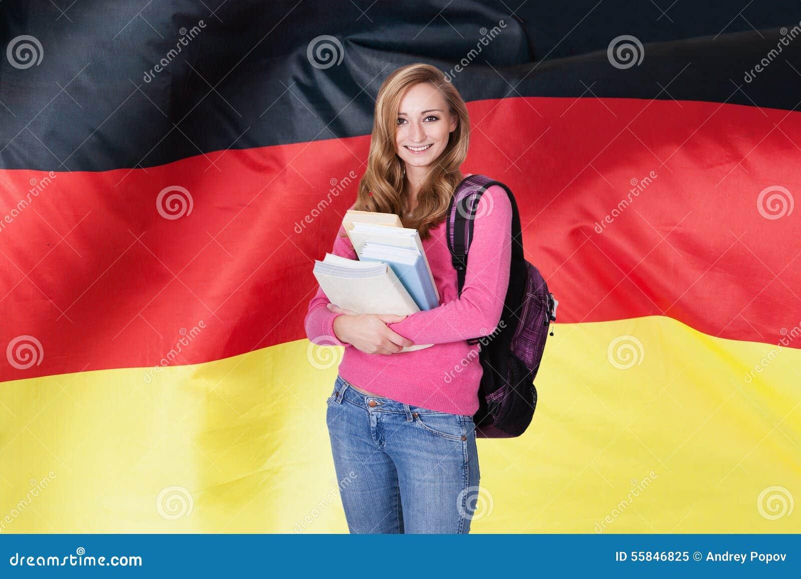 немецкая студентка эроролик