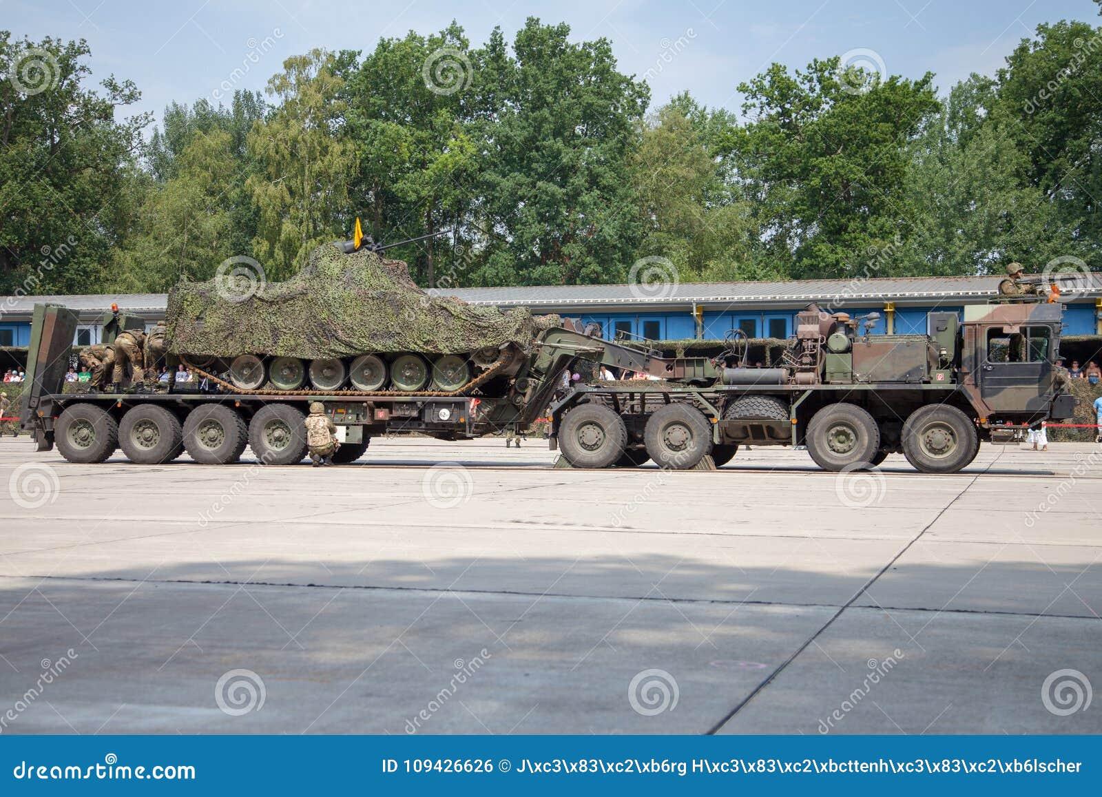 немецкие транспортеры