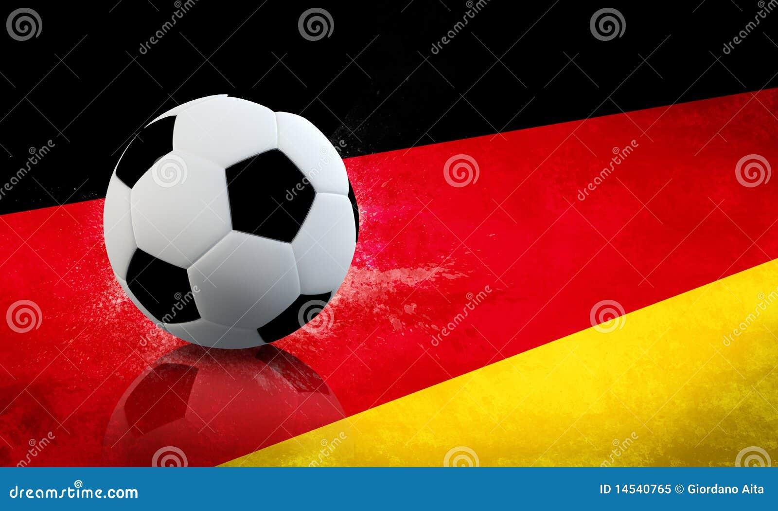 Немецкий футбол фото