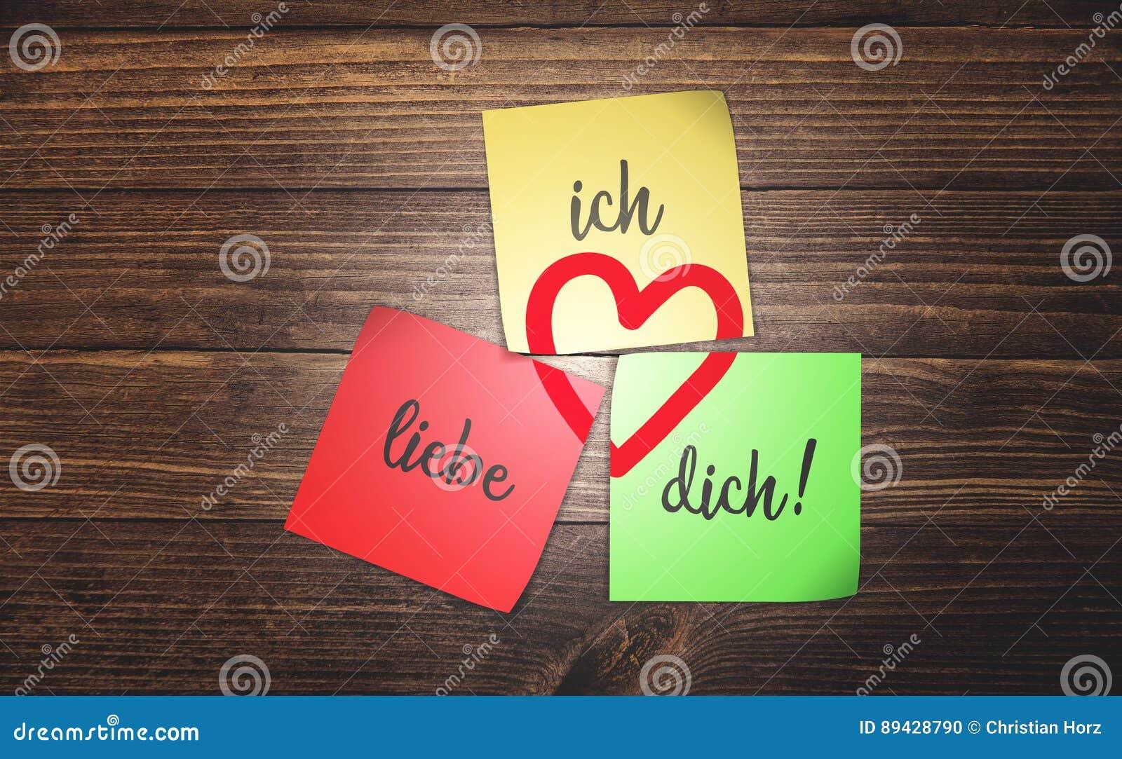 Картинки на немецком языке я тебя люблю, днем ангела оленька
