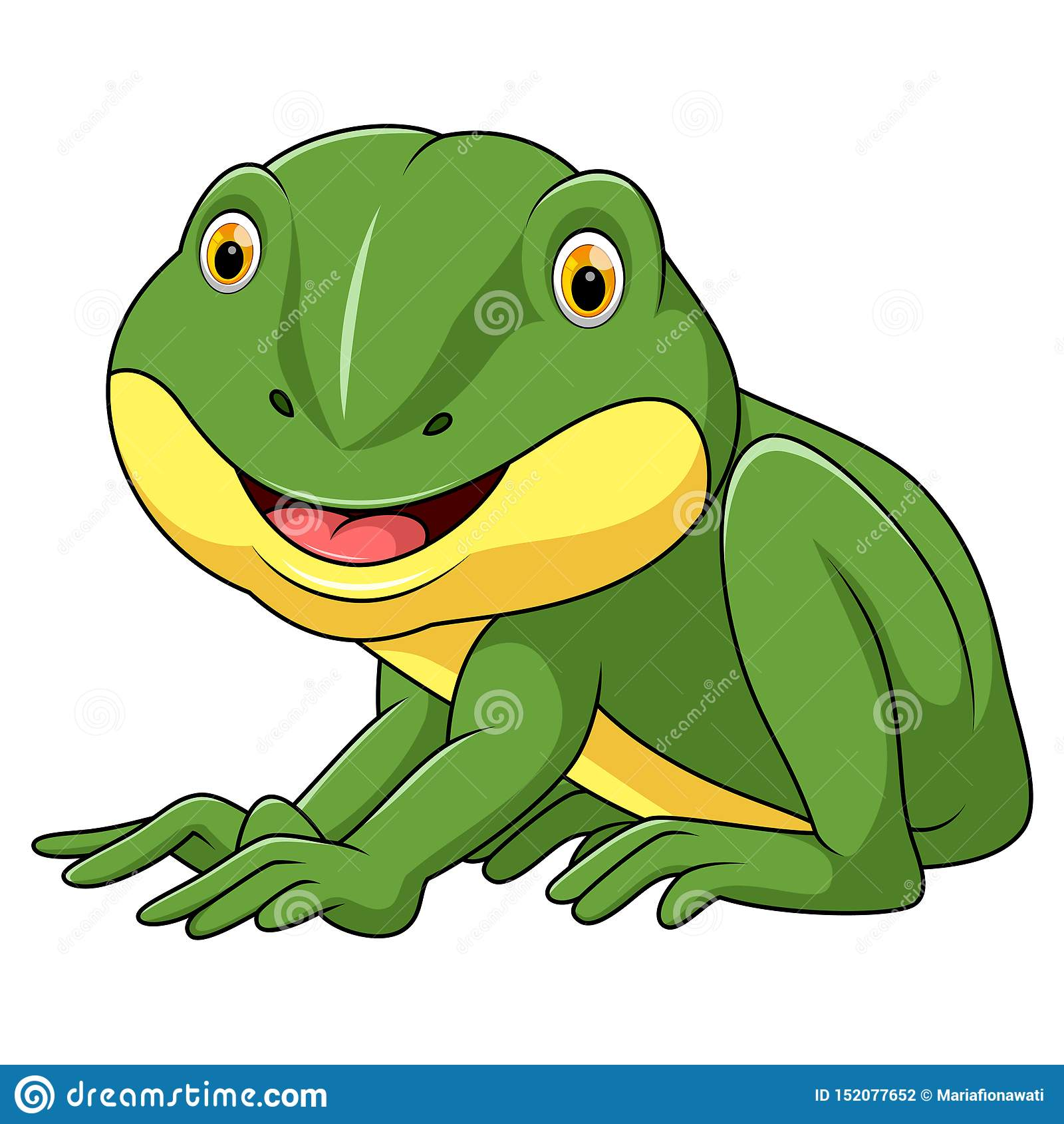 Немногое мультфильм лягушки