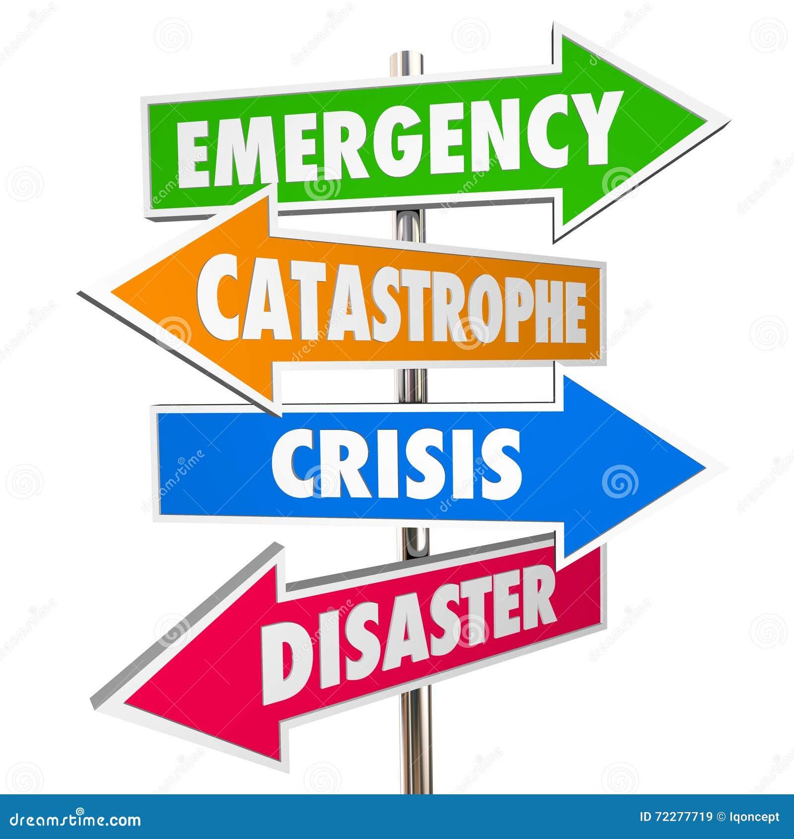 Download Непредвиденные предупредительные знаки бедствия катастрофы кризиса Иллюстрация штока - иллюстрации насчитывающей дорога, emergency: 72277719
