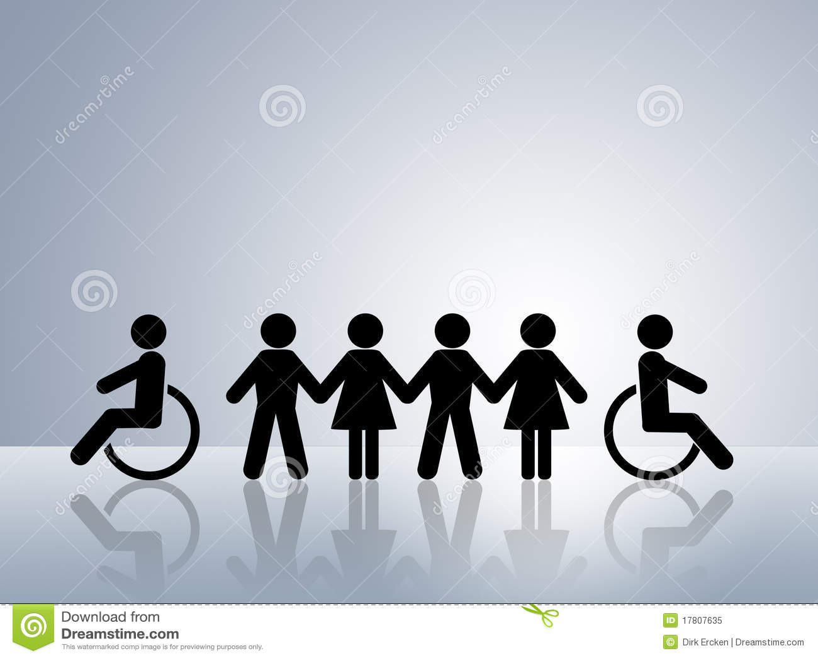 неработающая равная кресло-коляска возможностей равности