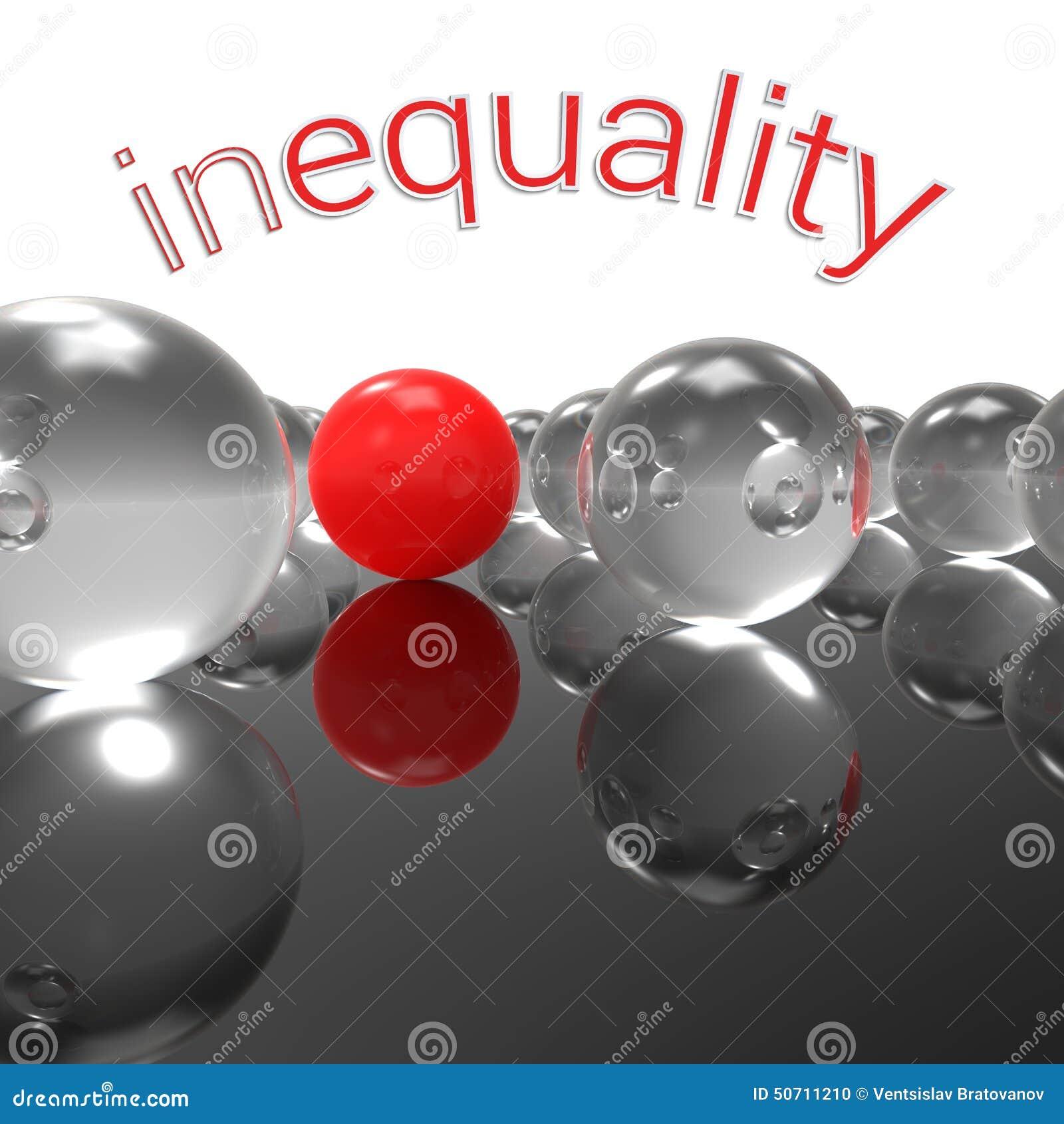 неравноправность