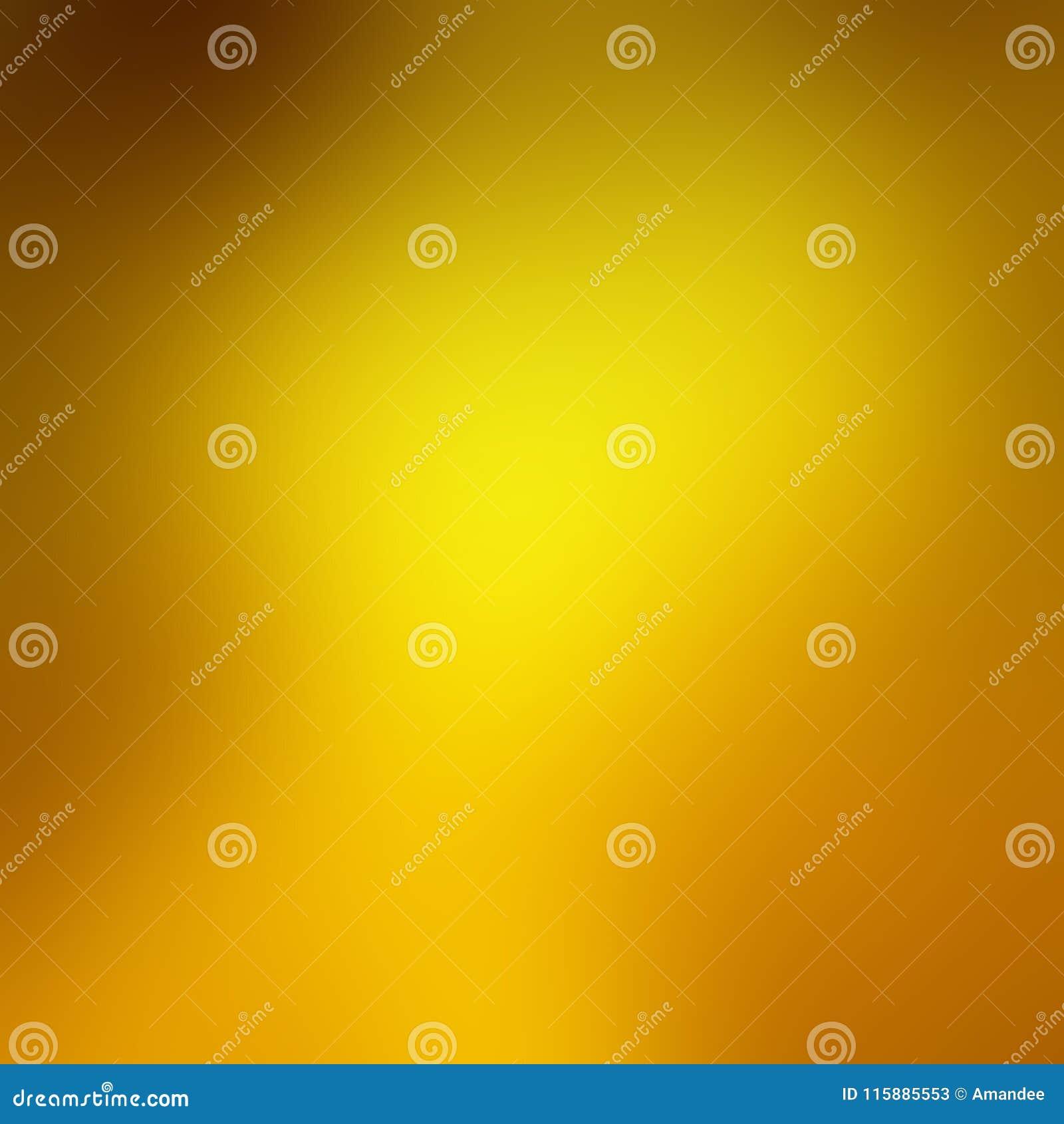 Нерезкость предпосылки золота с оранжевыми и коричневыми цветами осени на границе в элегантном первоклассном и роскошном дизайне