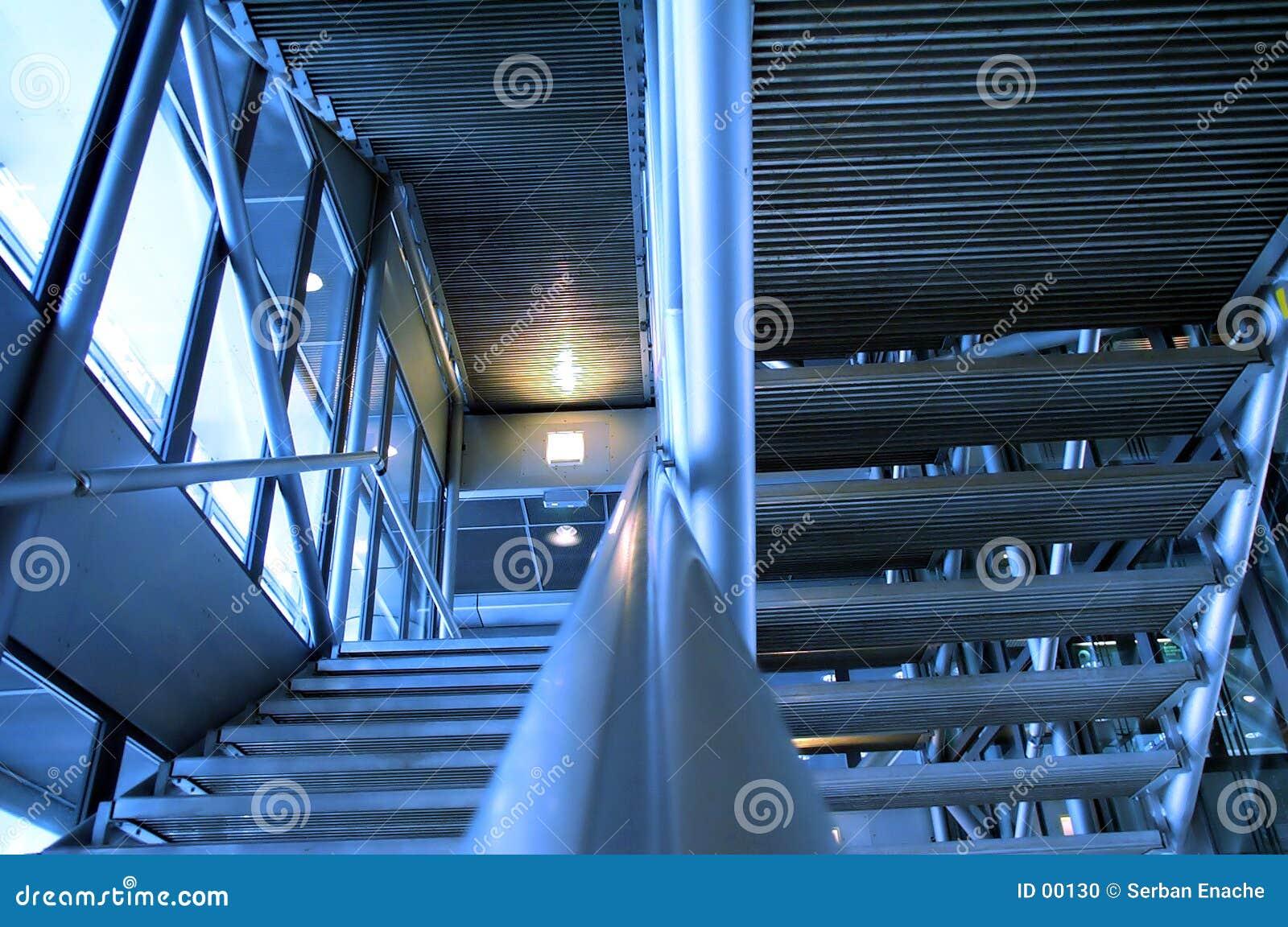 нержавеющая сталь здания