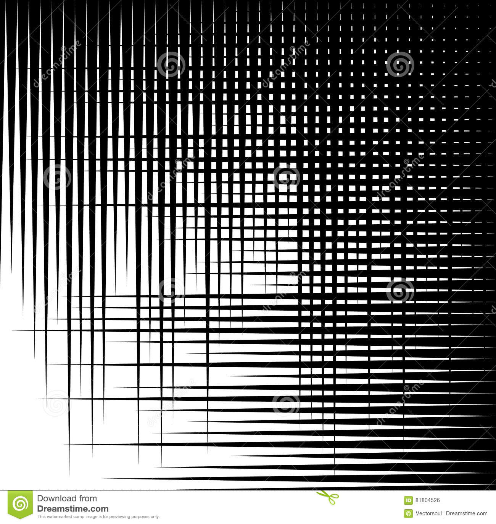 Несимметричная картина отверстия щетки скачками monochrome абстрактный текст