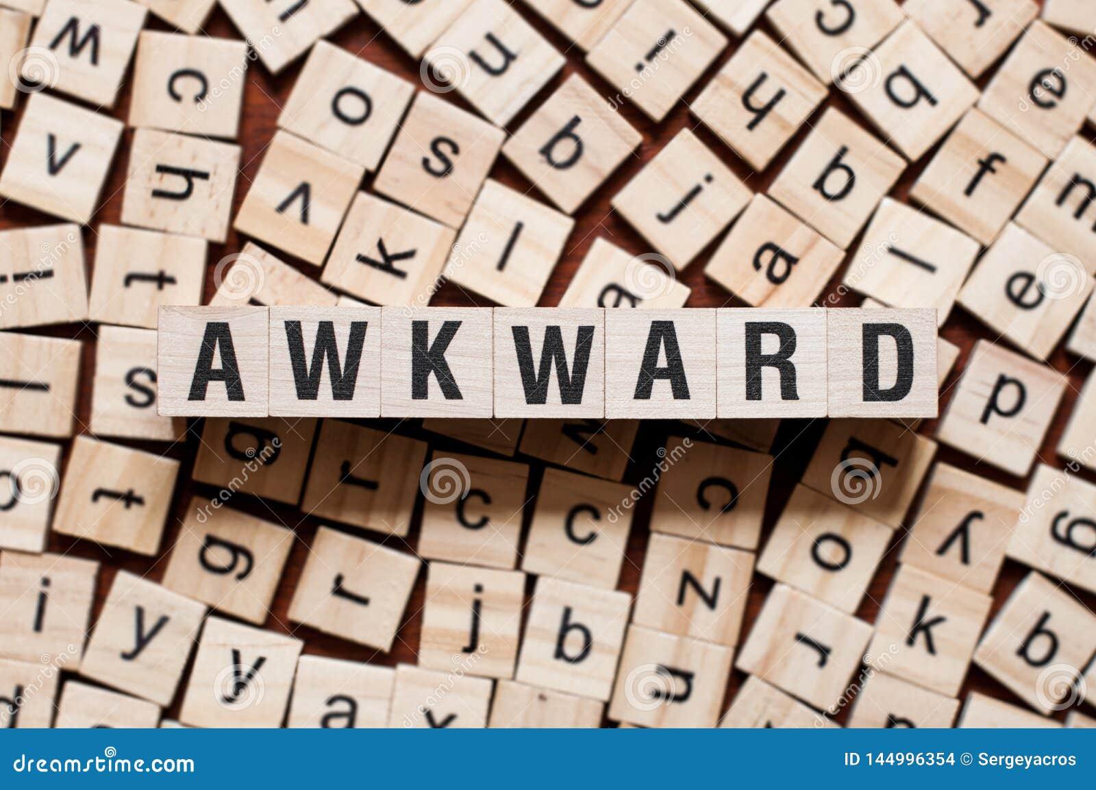 Несуразная концепция слова