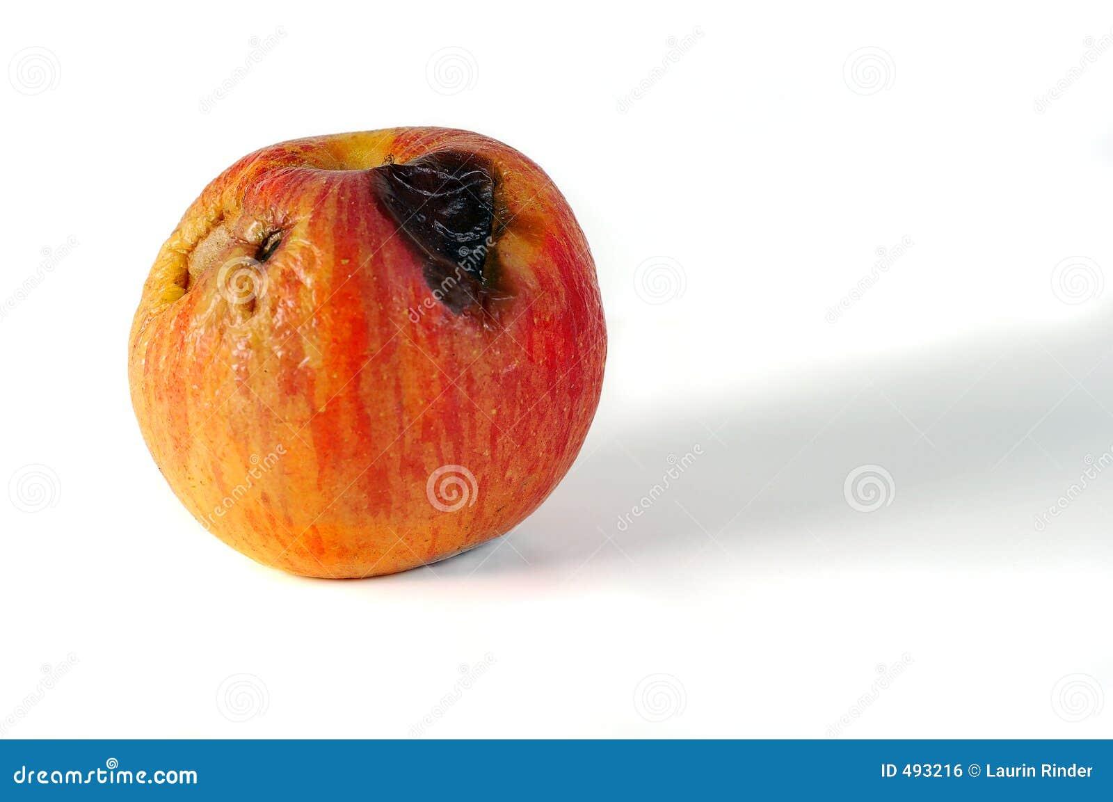 неудача одно яблока