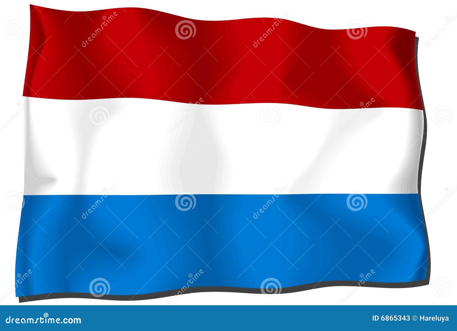 Нидерланды флага
