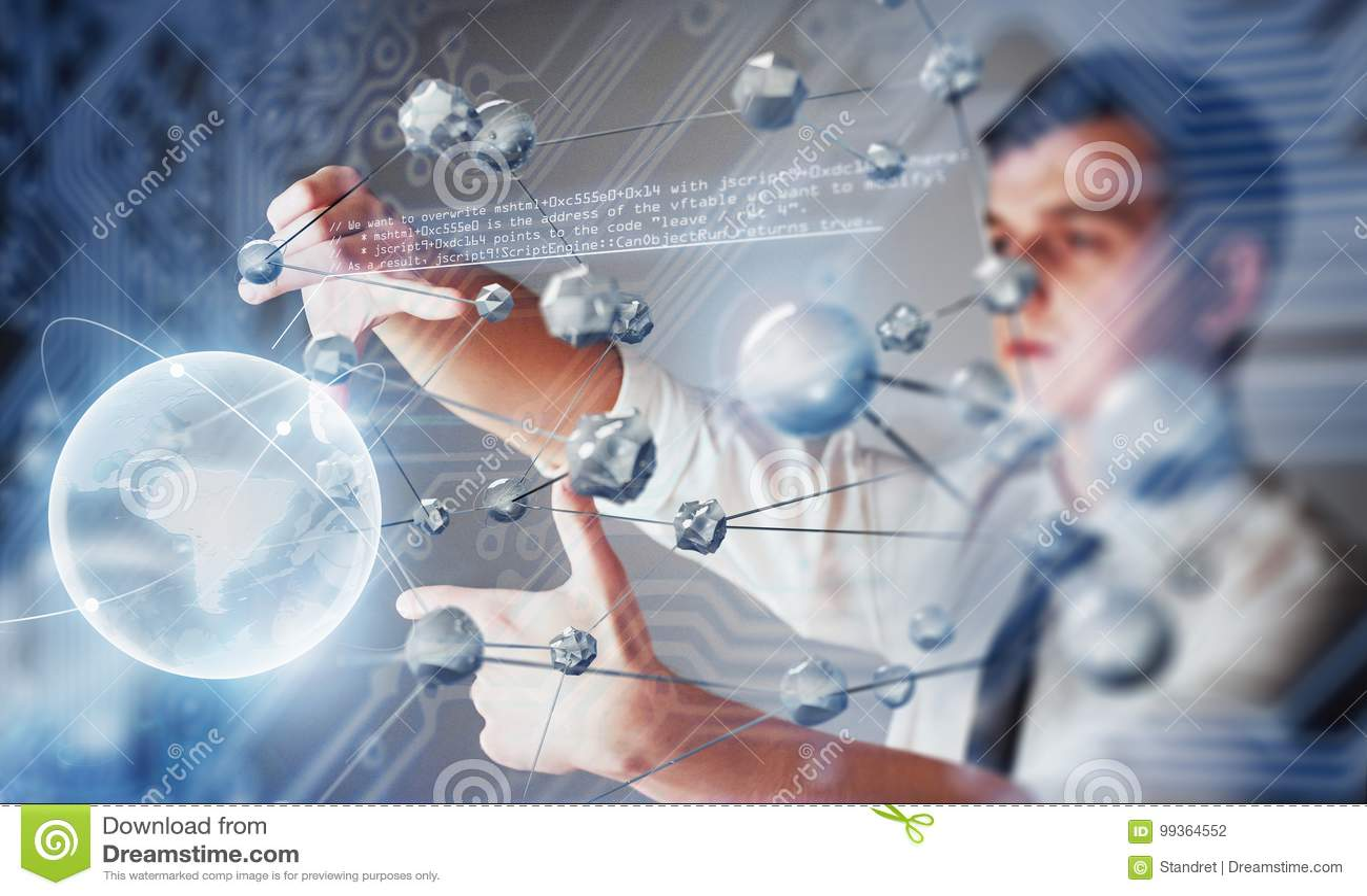 Новаторские технологии в науке и медицине Технология, который нужно соединиться Держать накаляя землю планеты