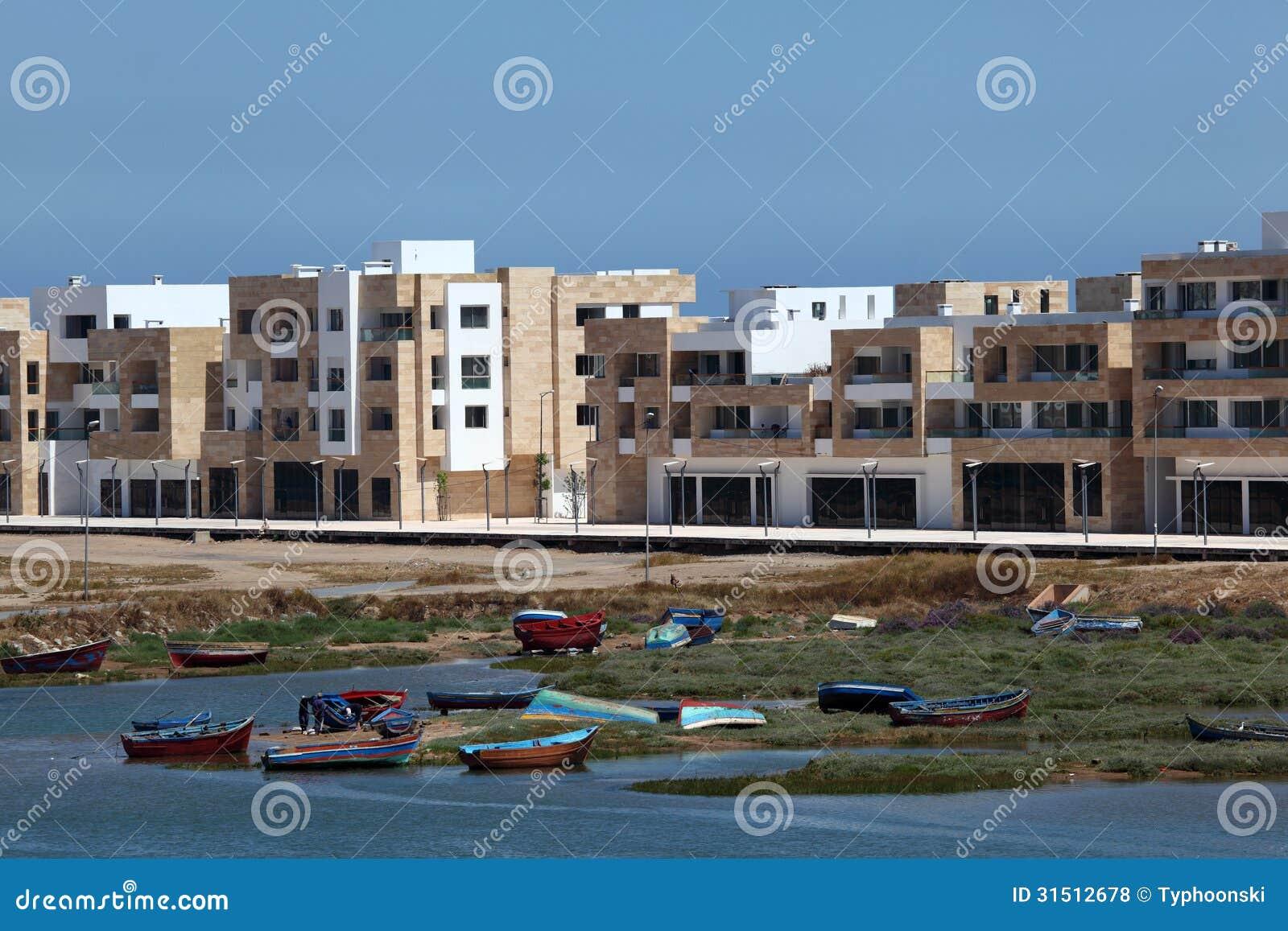 Новая гостиница Рабат жилых домов
