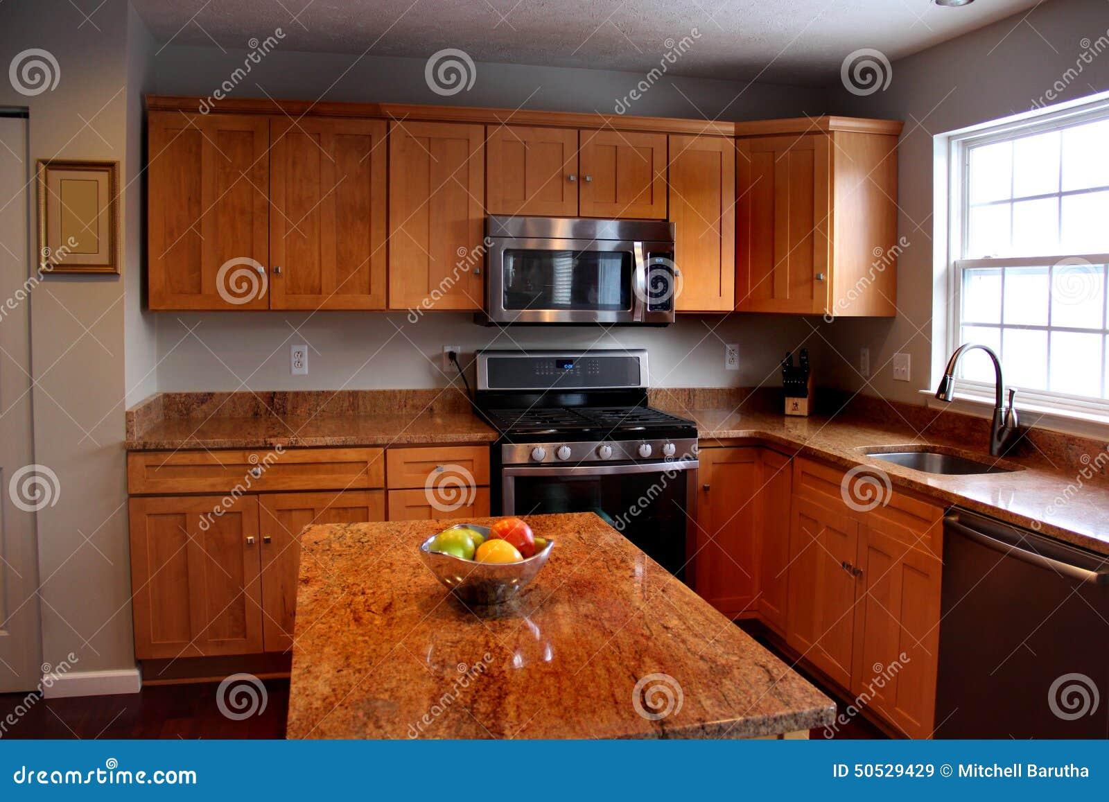 Новая кухня с островом