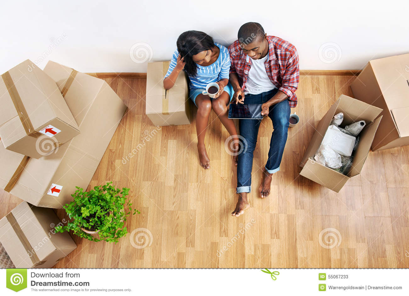 Новые пары квартиры