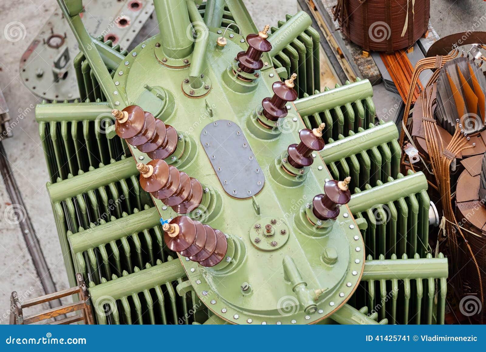 Новый высоковольтный трансформатор