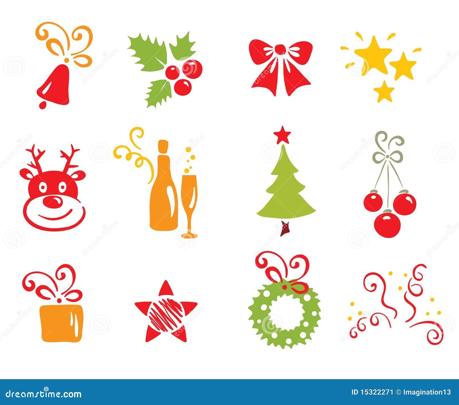 Новый Год икон рождества