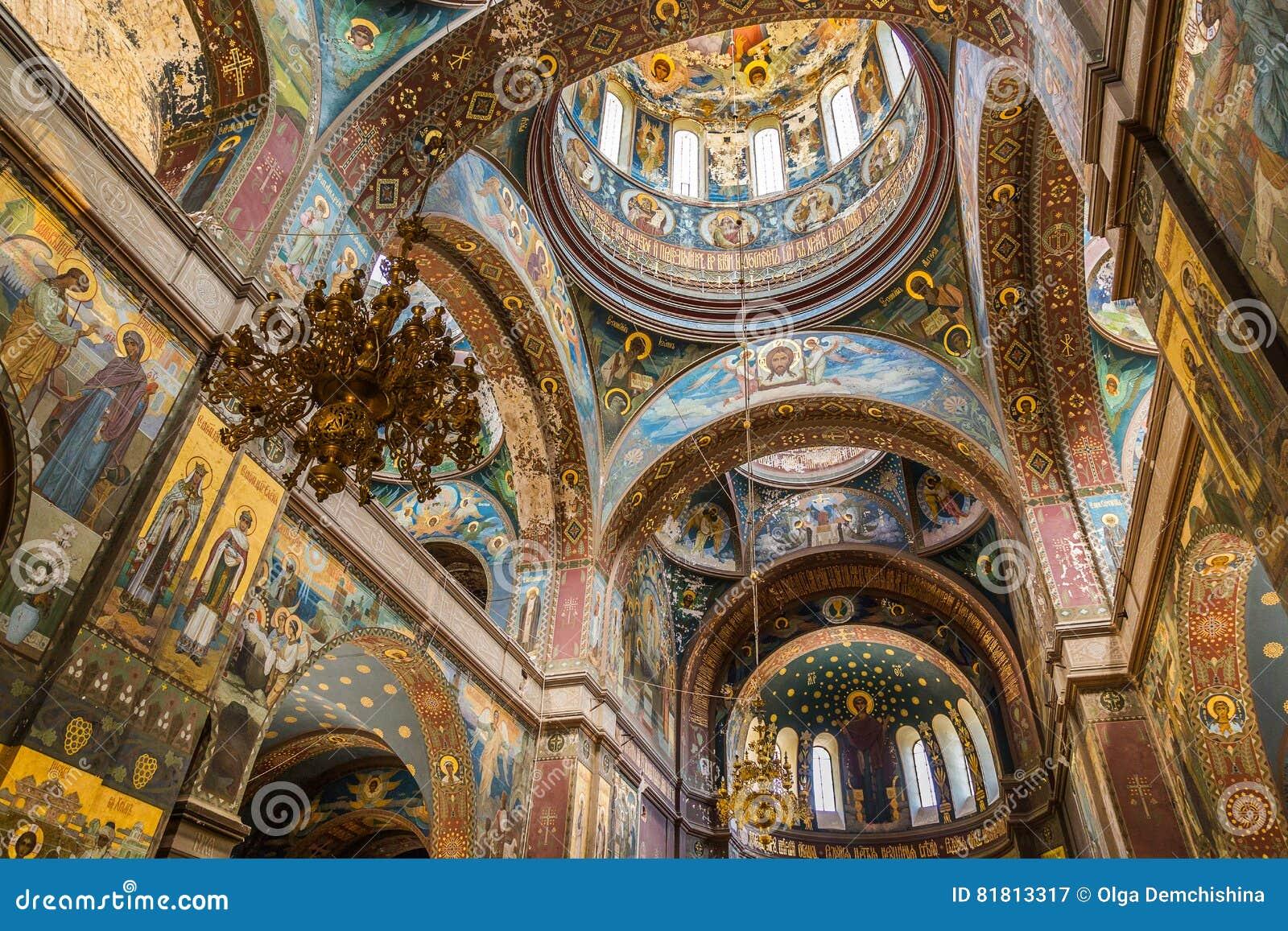 Новый монастырь Athos Абхазия
