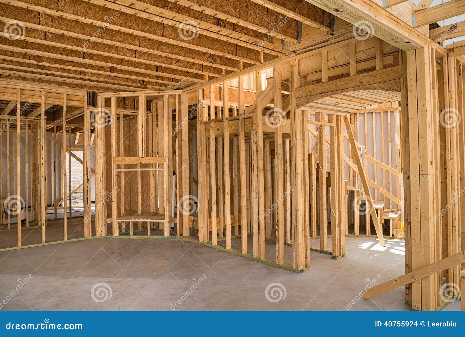 Новый обрамлять жилищного строительства