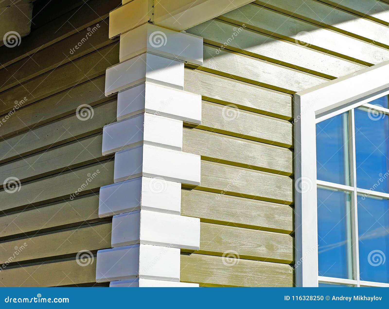 Новый современный архитектурноакустический дом здания