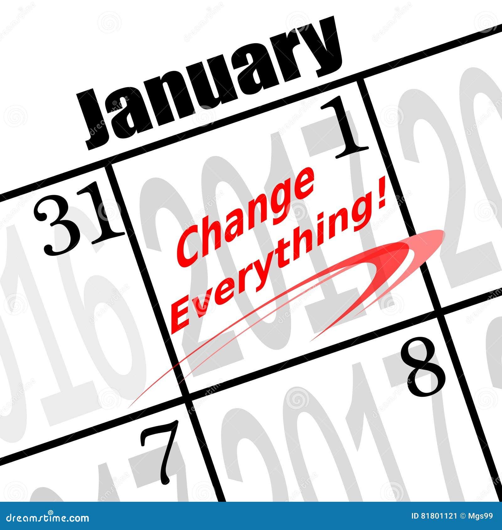2017 Новых Годов resolutuin