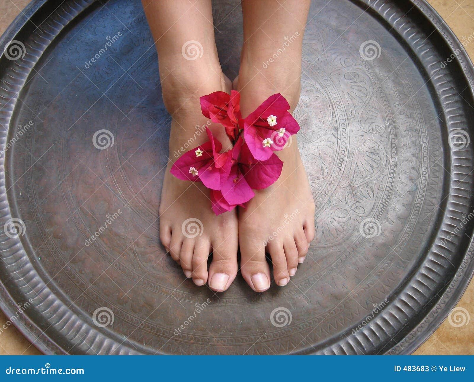 нога ванны 1a