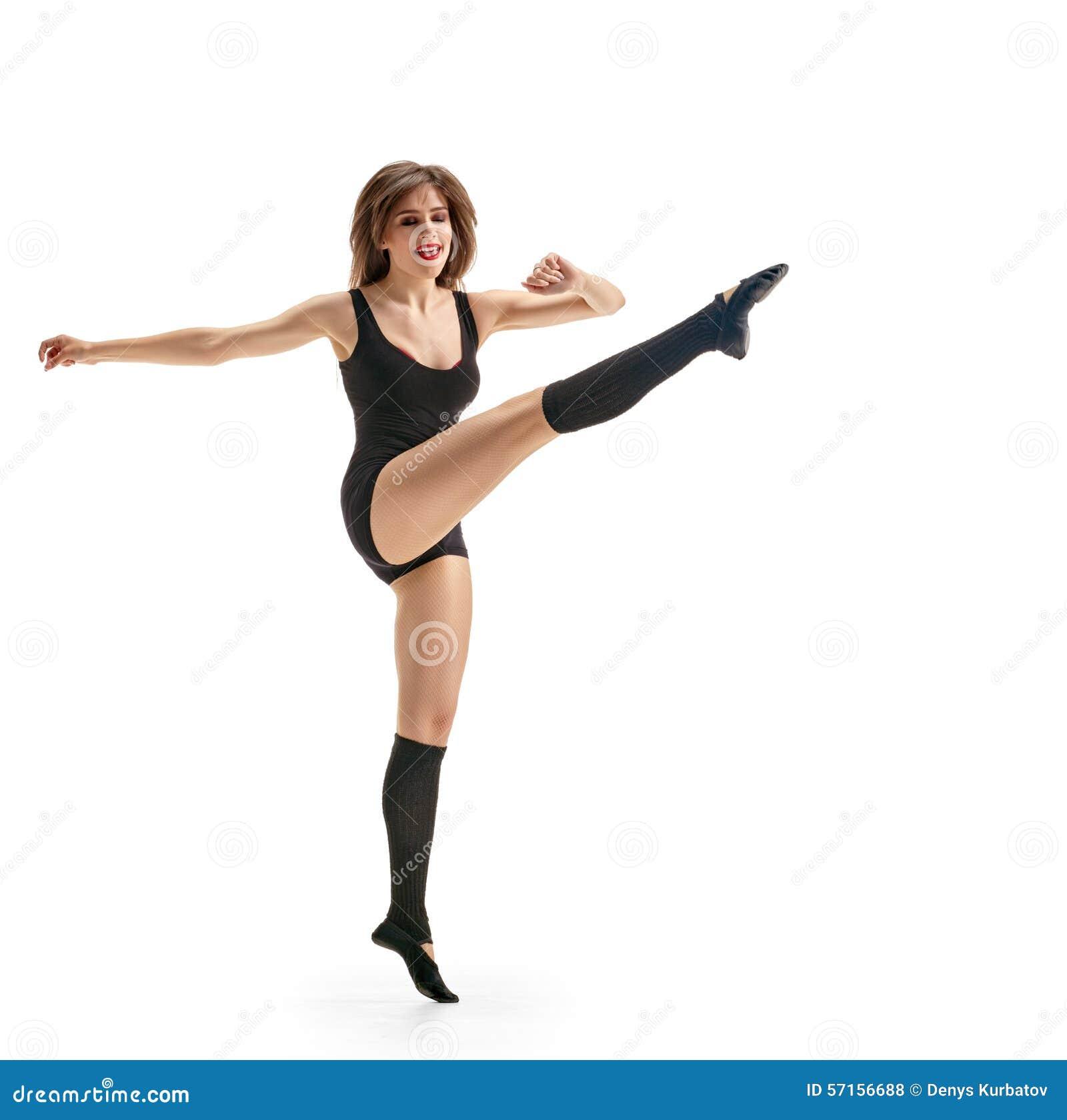 Фото девушек поднимающих ногу фото 114-926