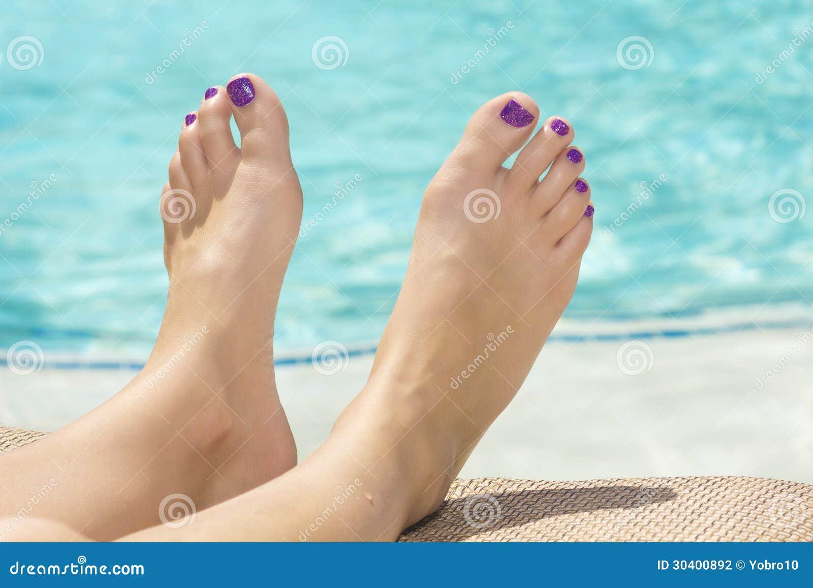 Сексуальные пальцы ног фото 27-345