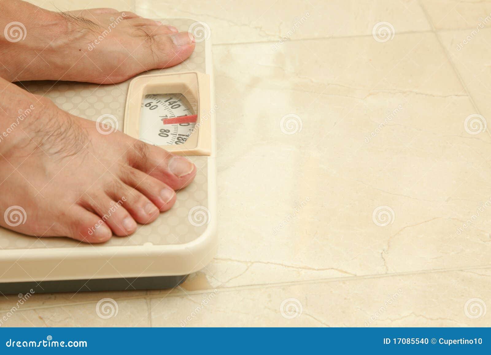ноги маштаба