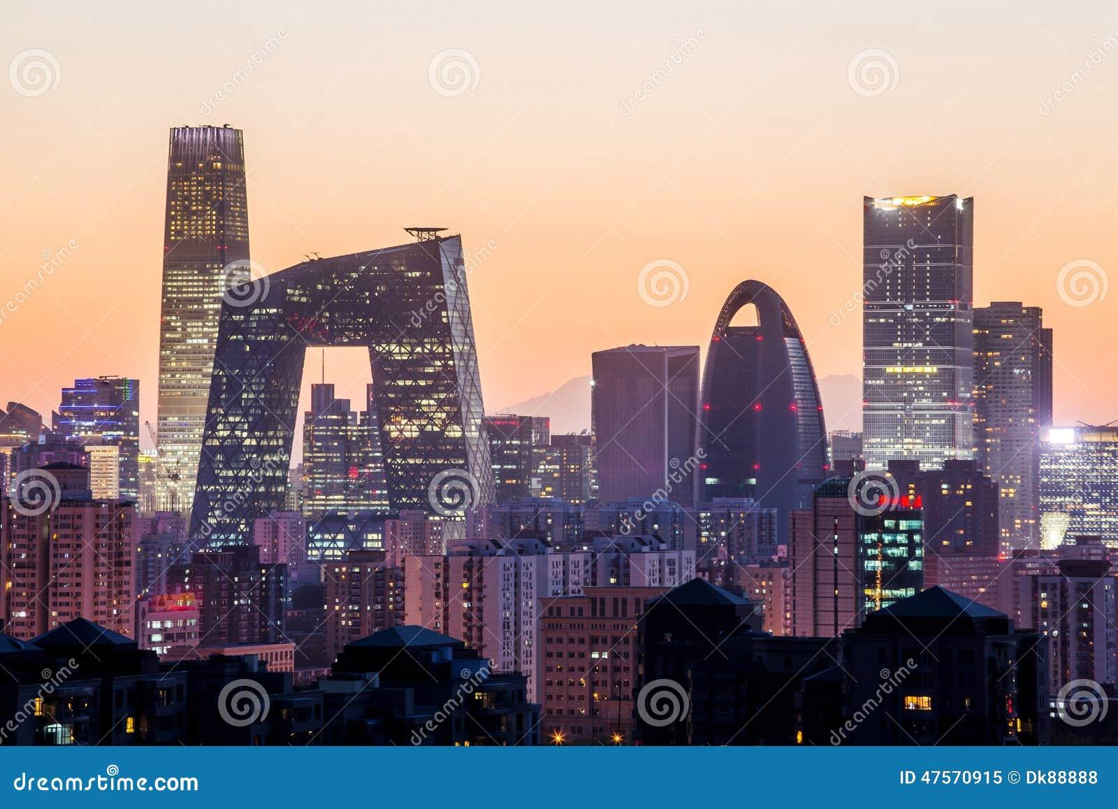 Ноча на Пекине