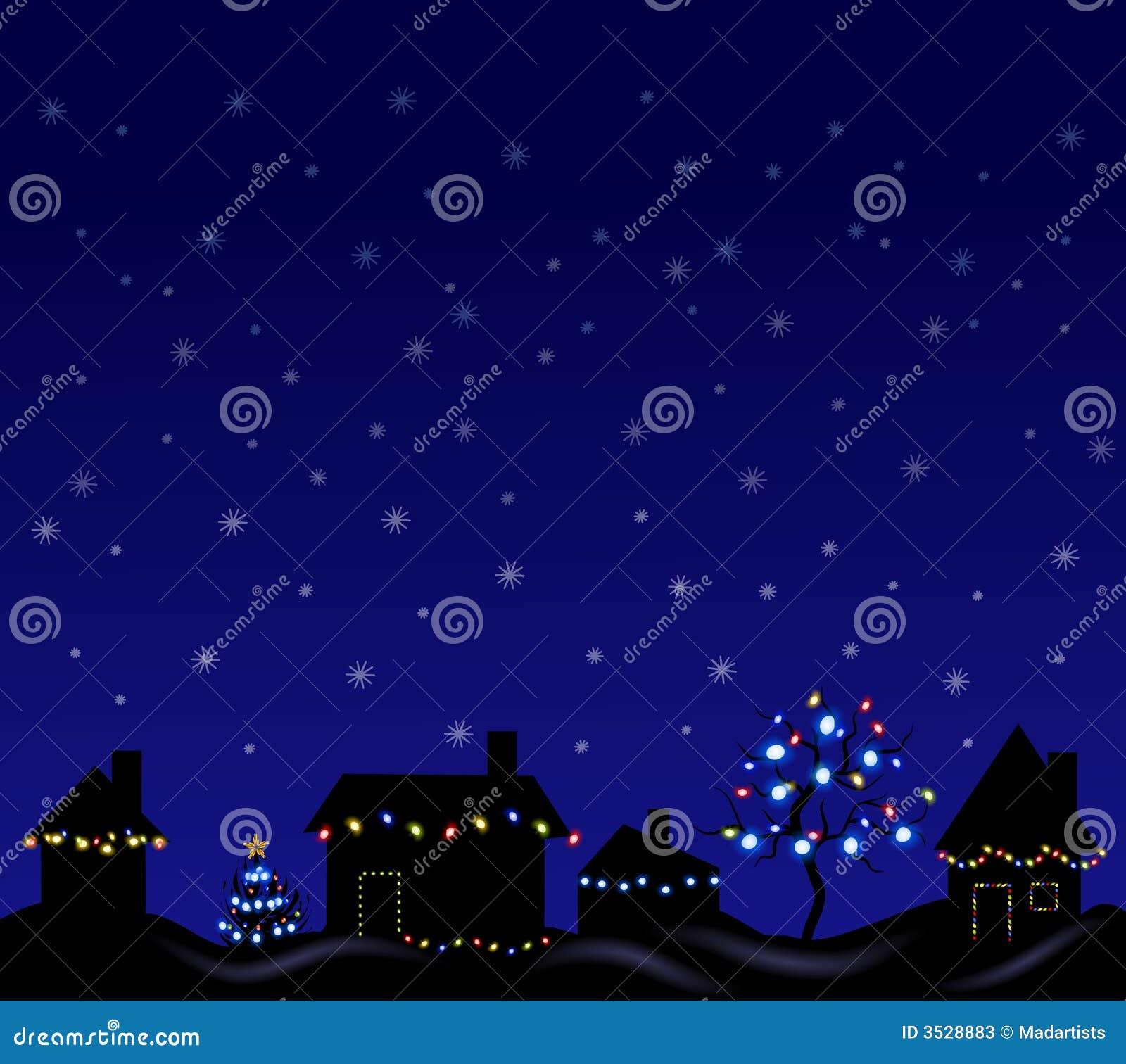 ноча светов рождества