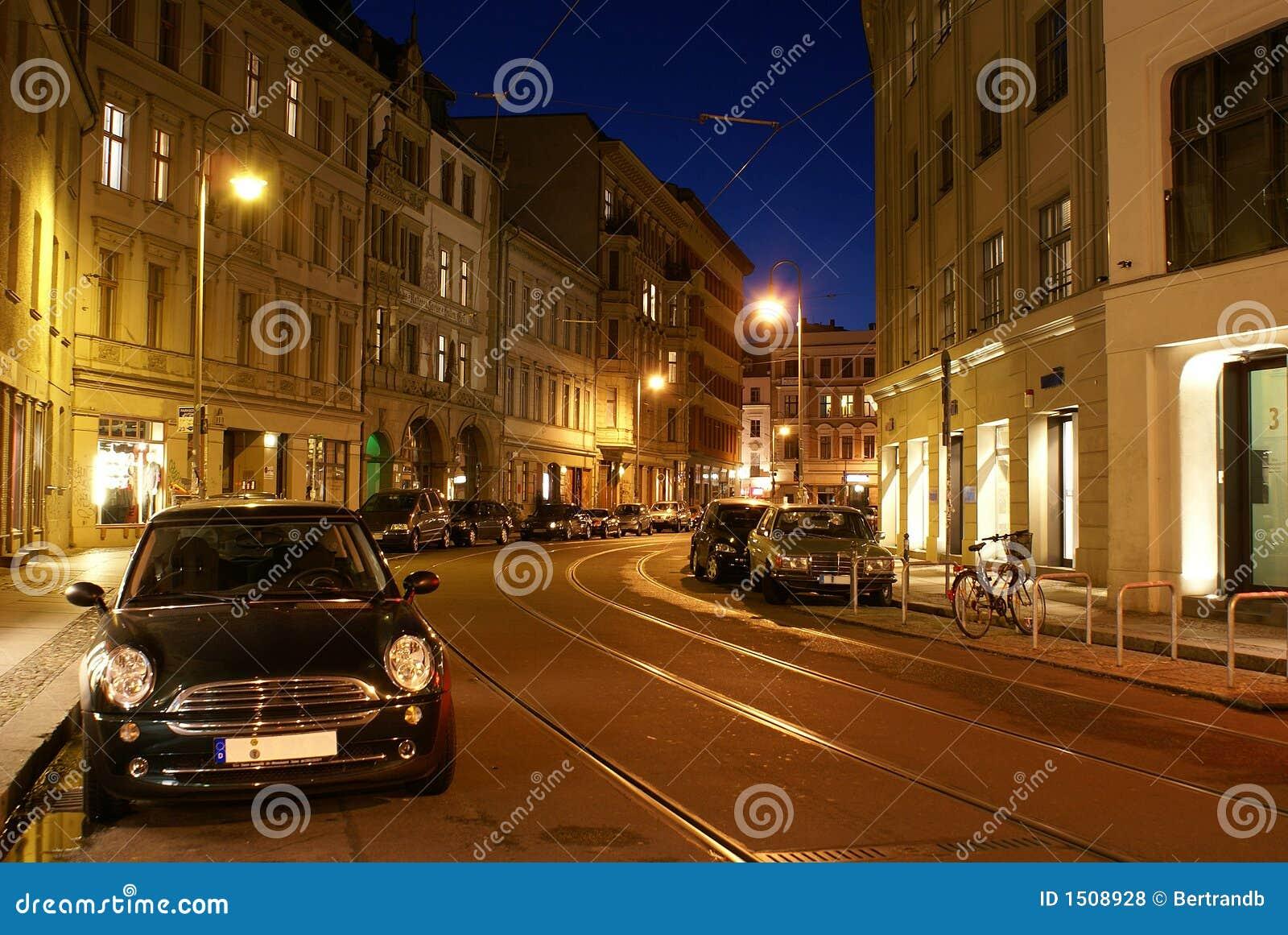 ноча berlin старая
