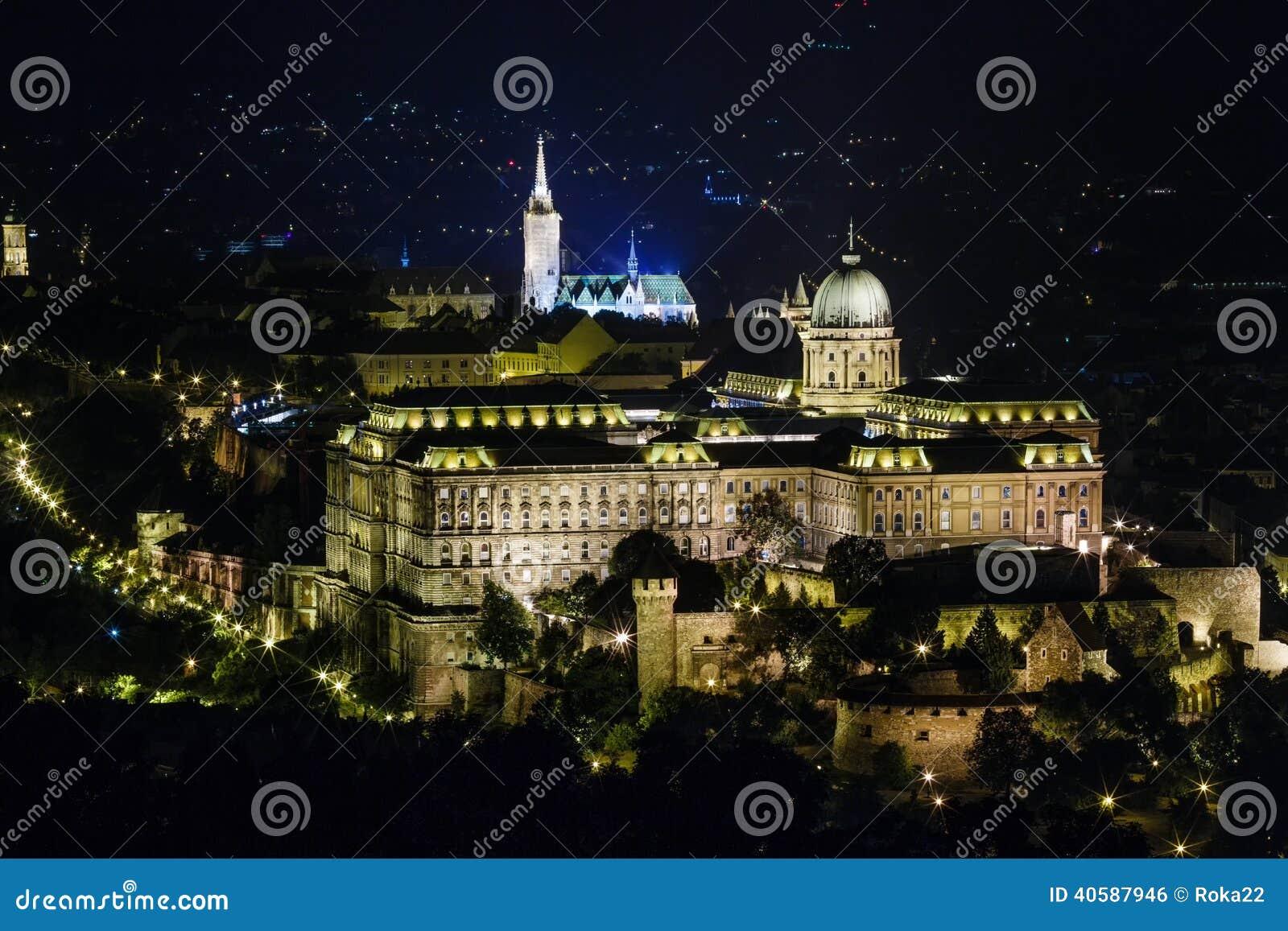 ноча budapest