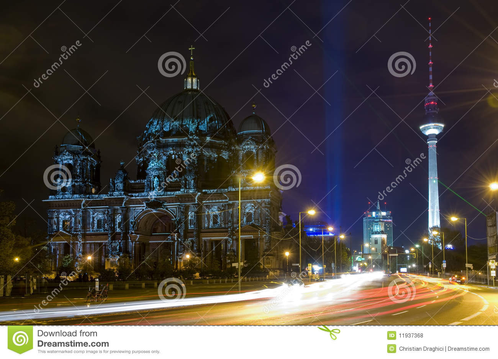ноча dom berlin
