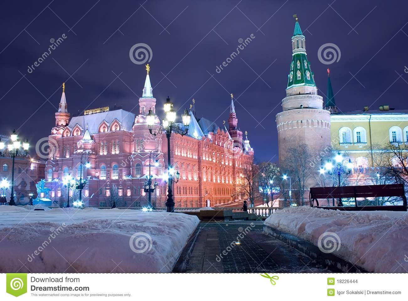 ноча moscow