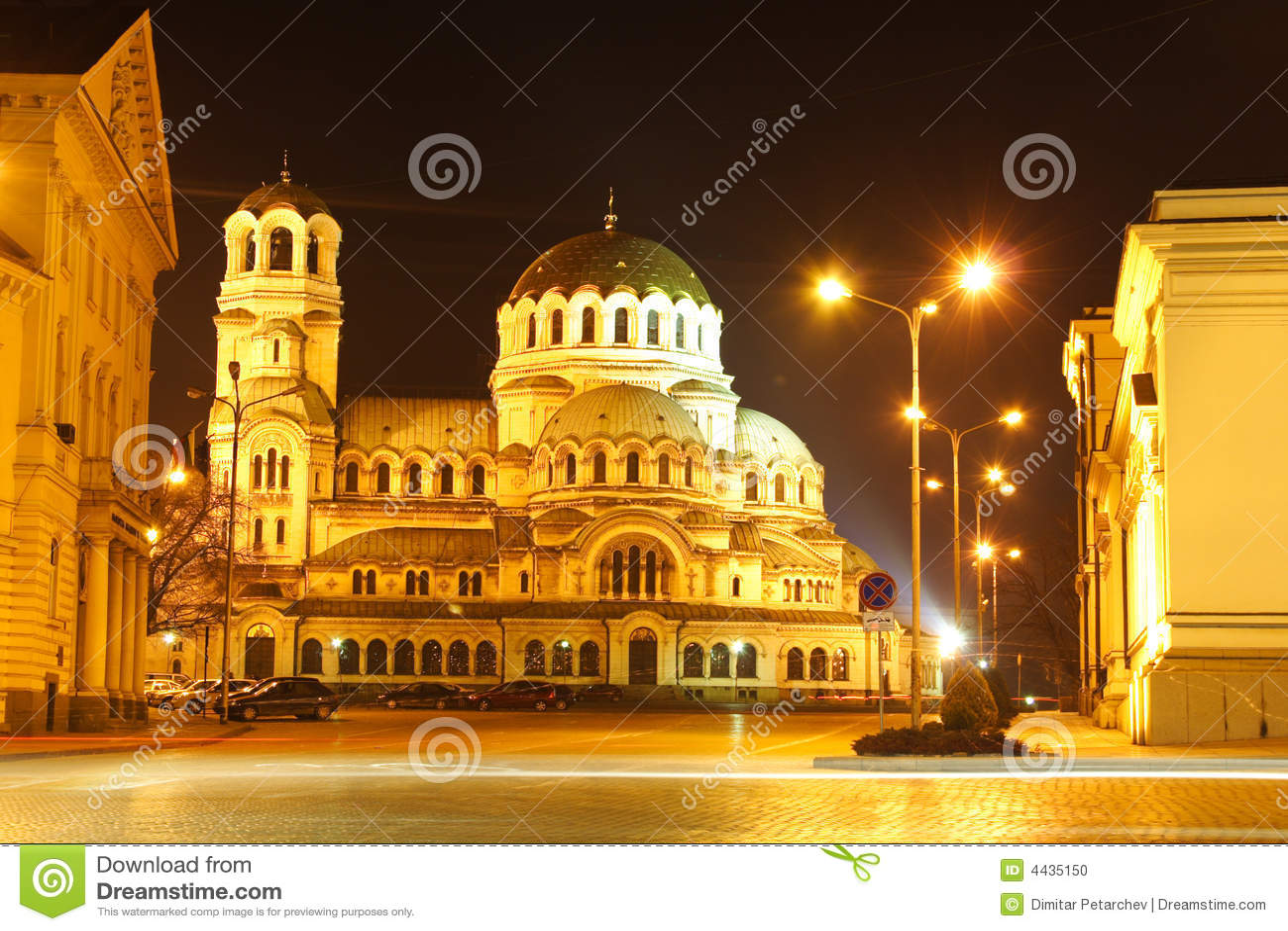 ноча sofia Болгарии разбивочная