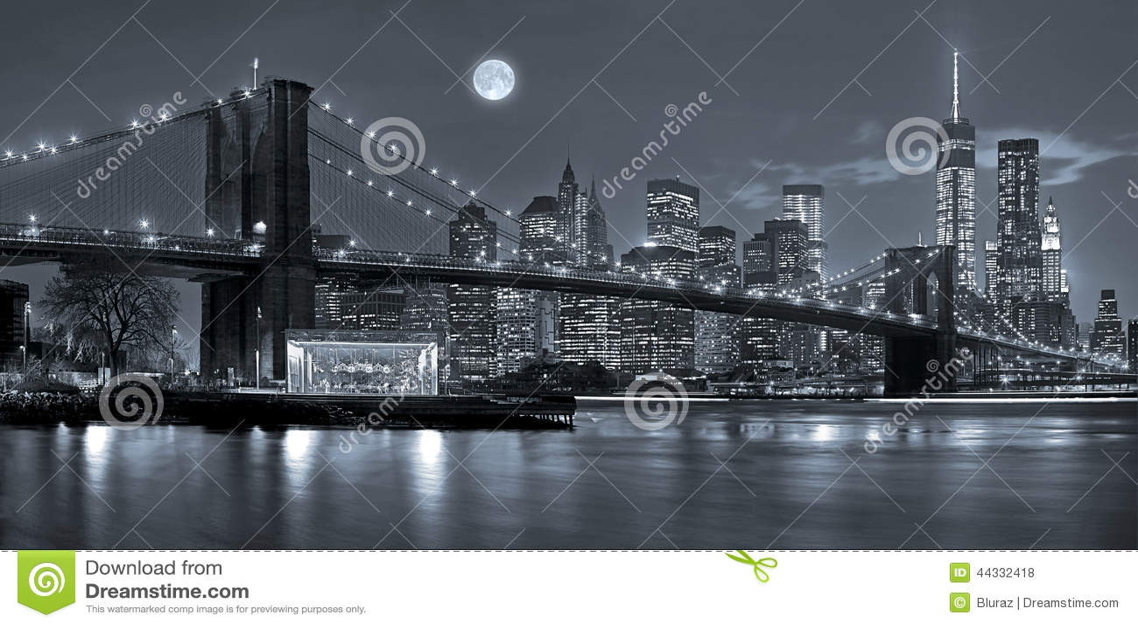 ноча york города новая