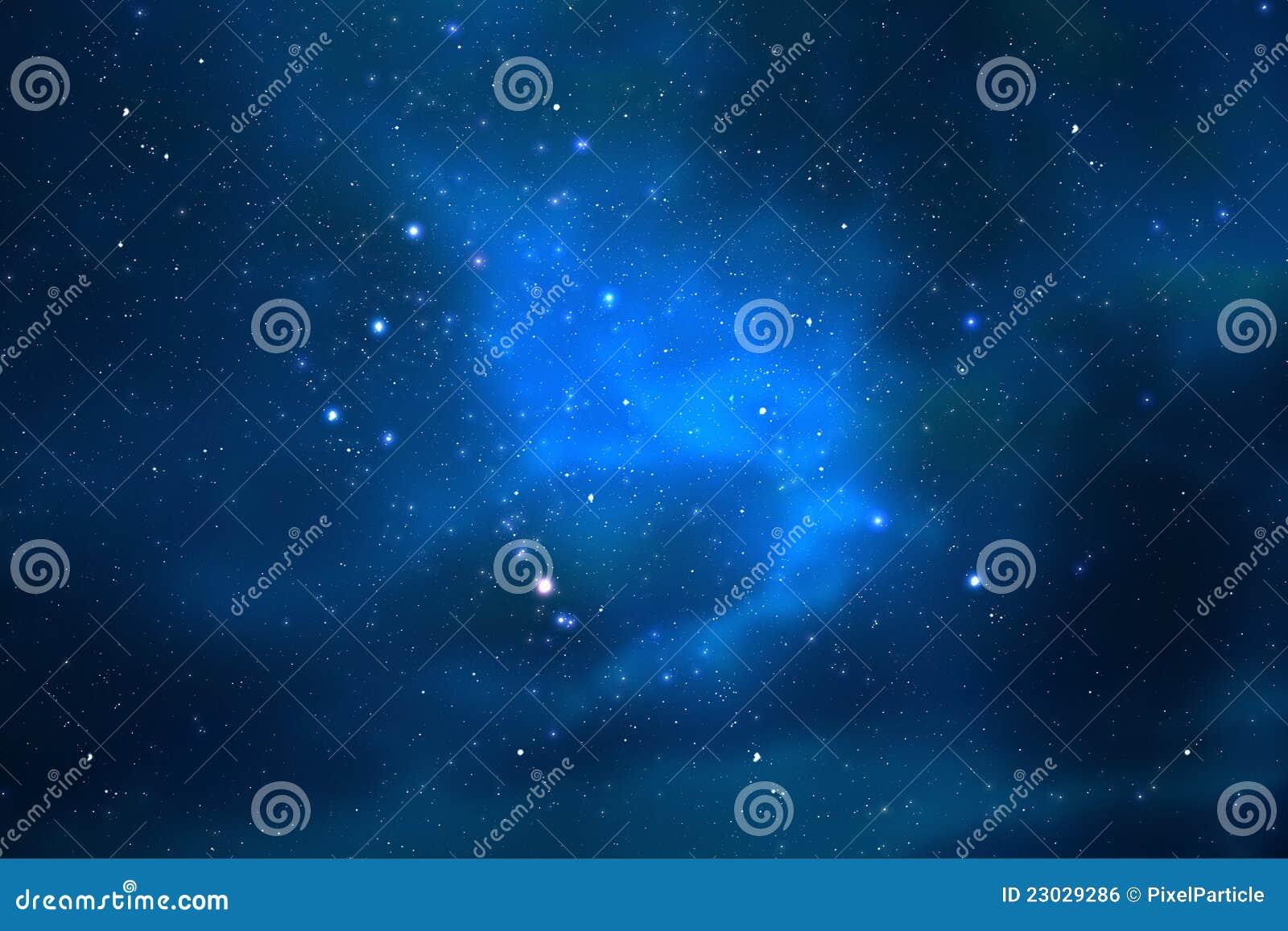 ночное небо играет главные роли вселенный