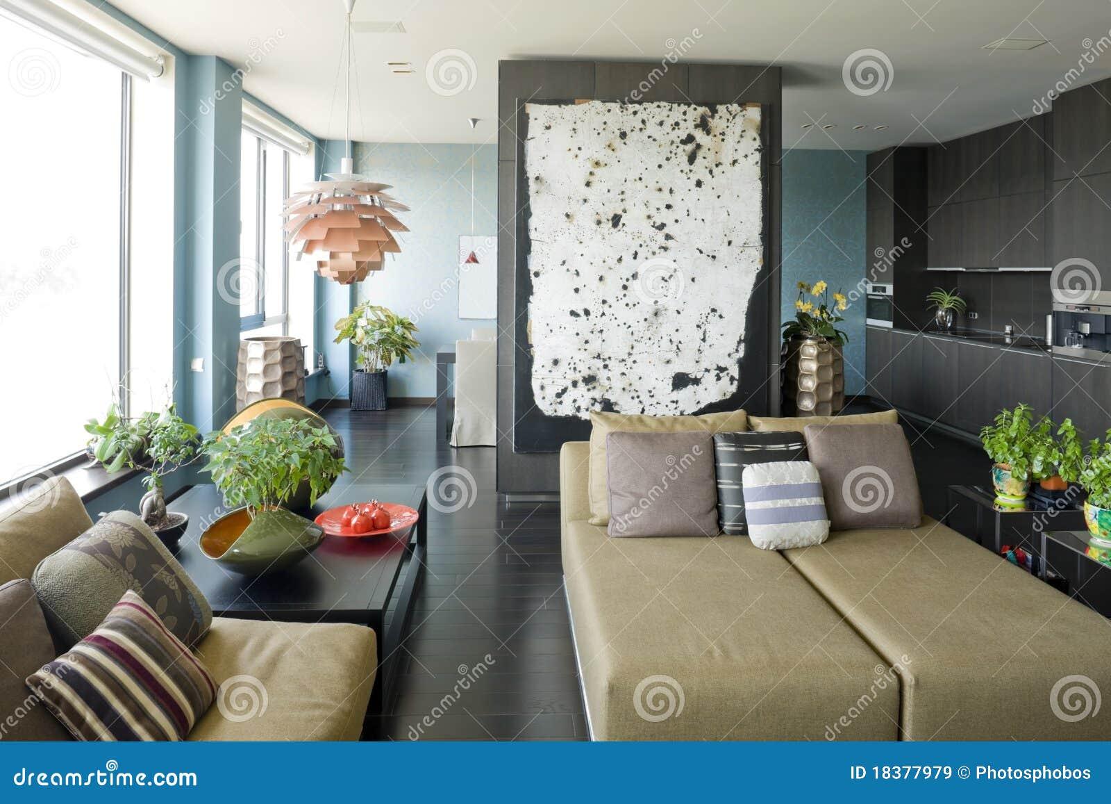 нутряная живущая комната