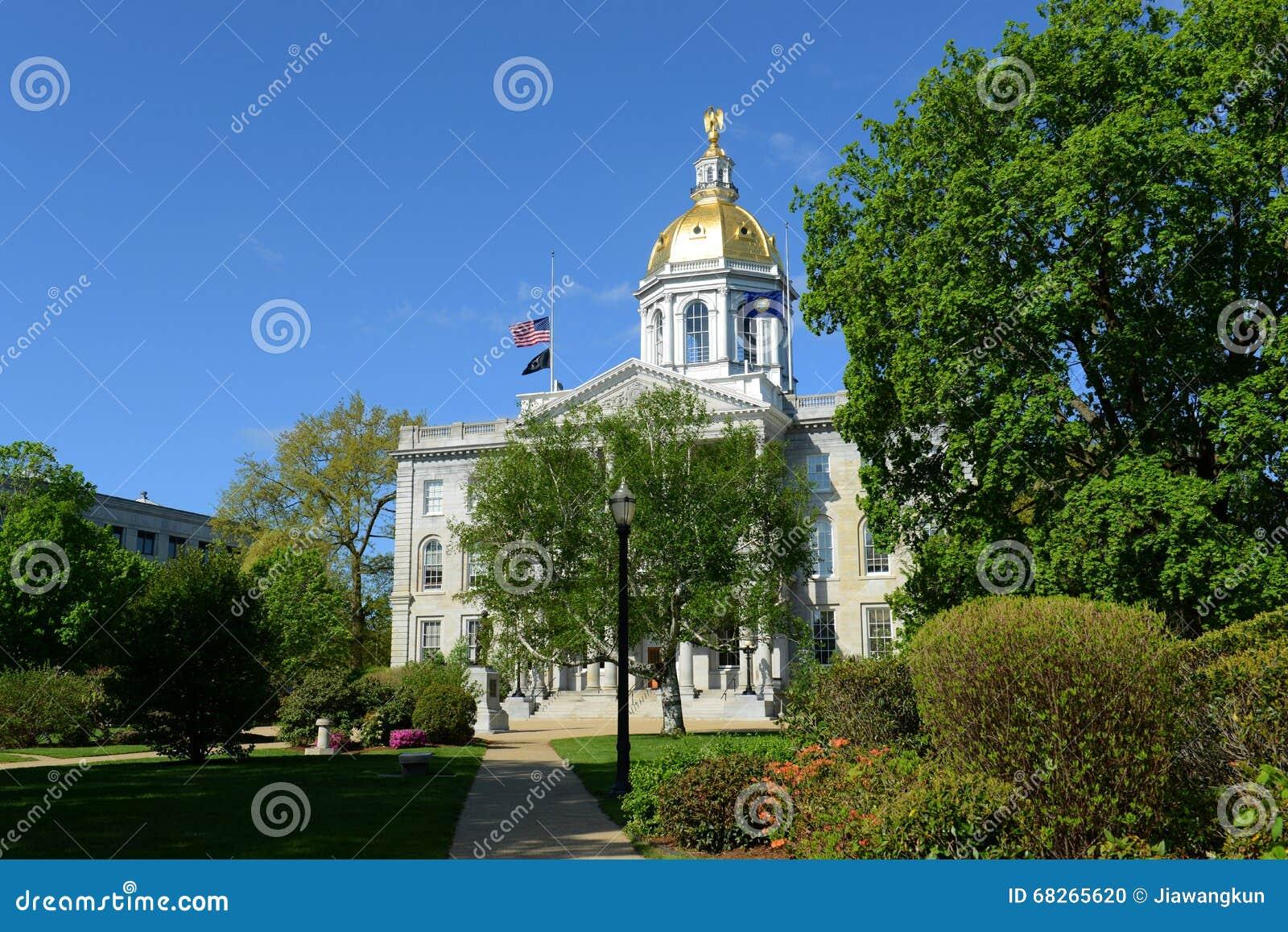 Нью-Хэмпширский дом положения, согласие, NH, США