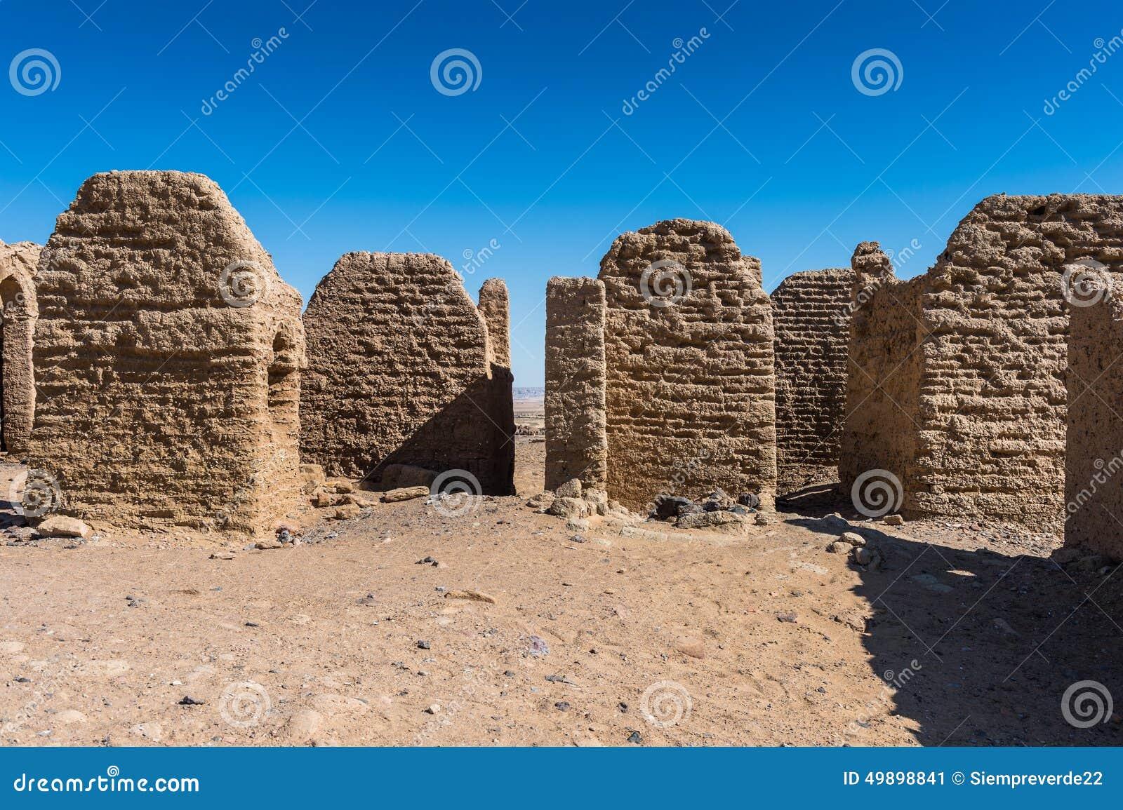 Оазис Kharga, Египет