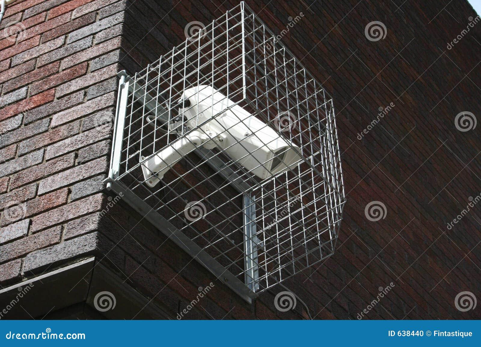 Download обеспеченность камеры обеспеченная Стоковое Фото - изображение насчитывающей злодеяние, опасно: 638440