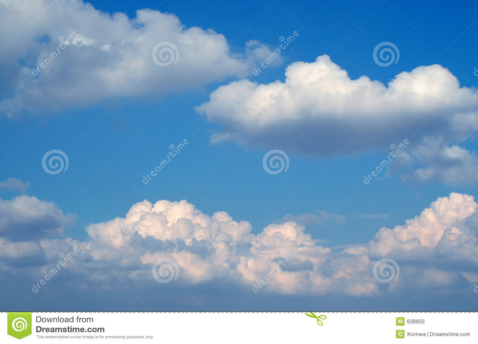 Download облака стоковое фото. изображение насчитывающей bluets - 638650