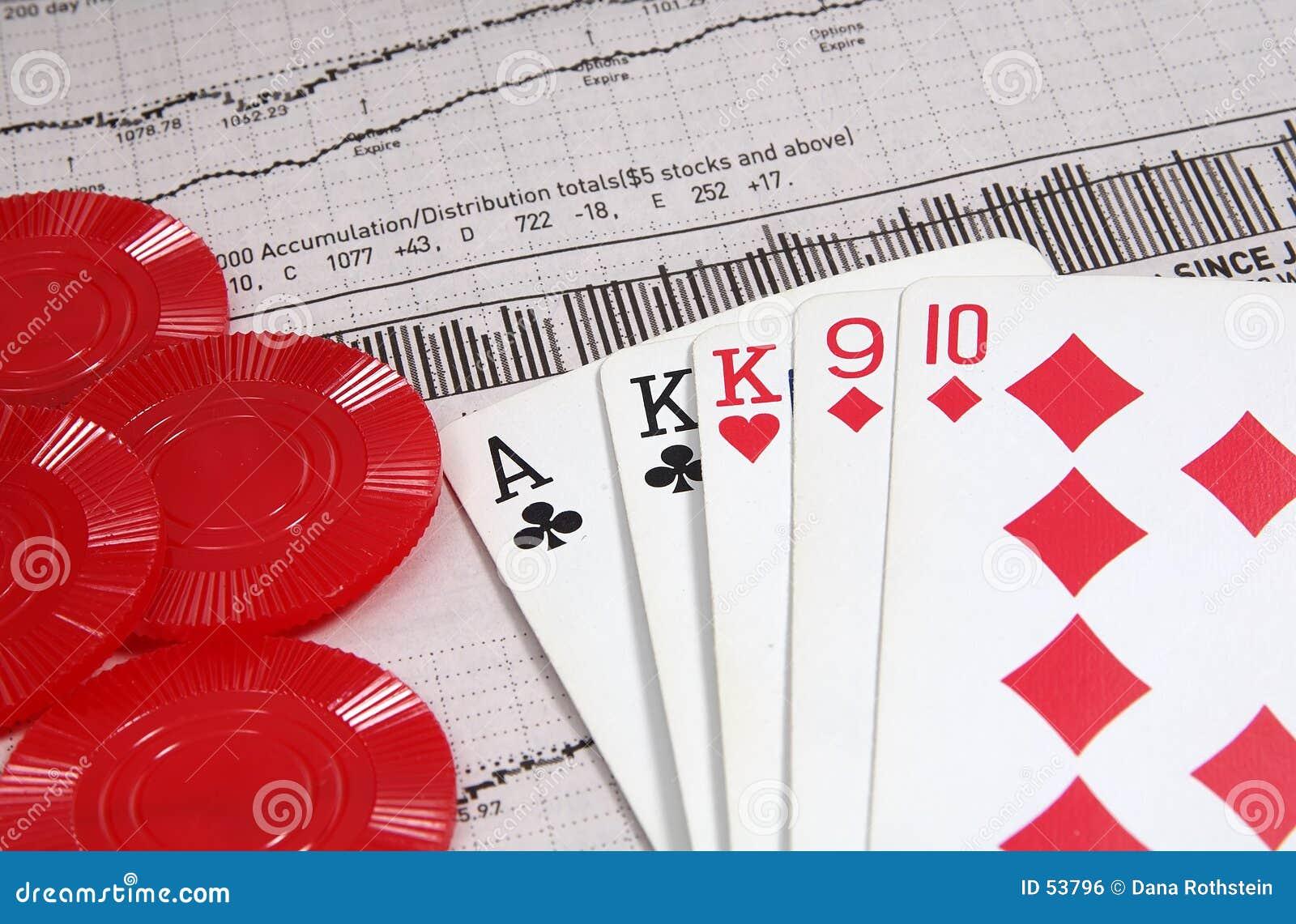 облечение азартной игры