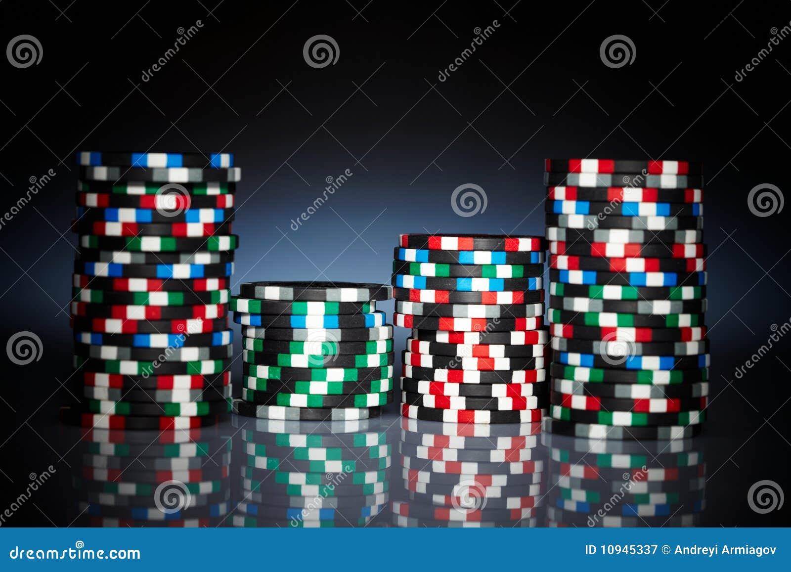 обломоки играя в азартные игры