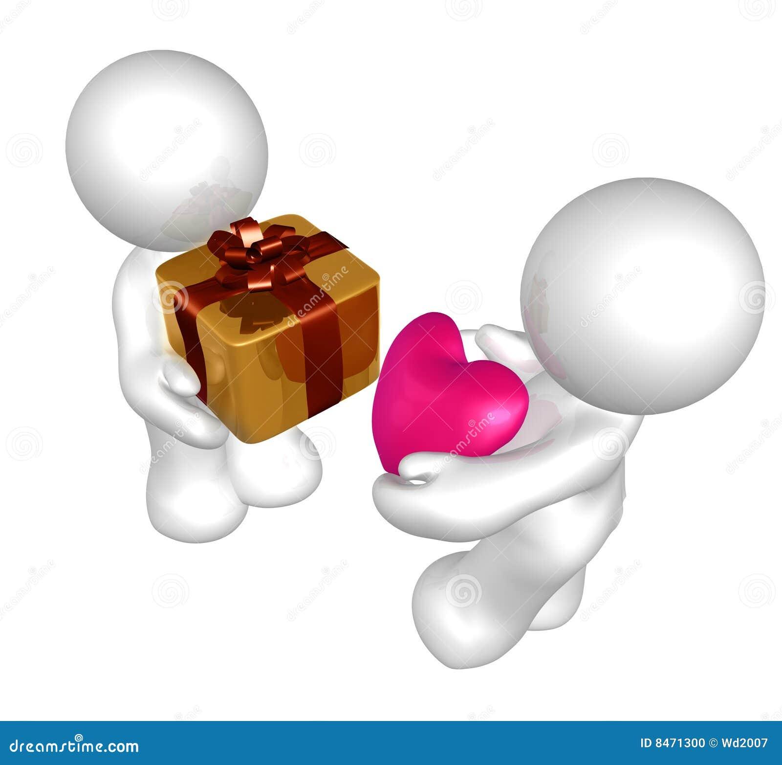обменяйте сярприз подарка специальный