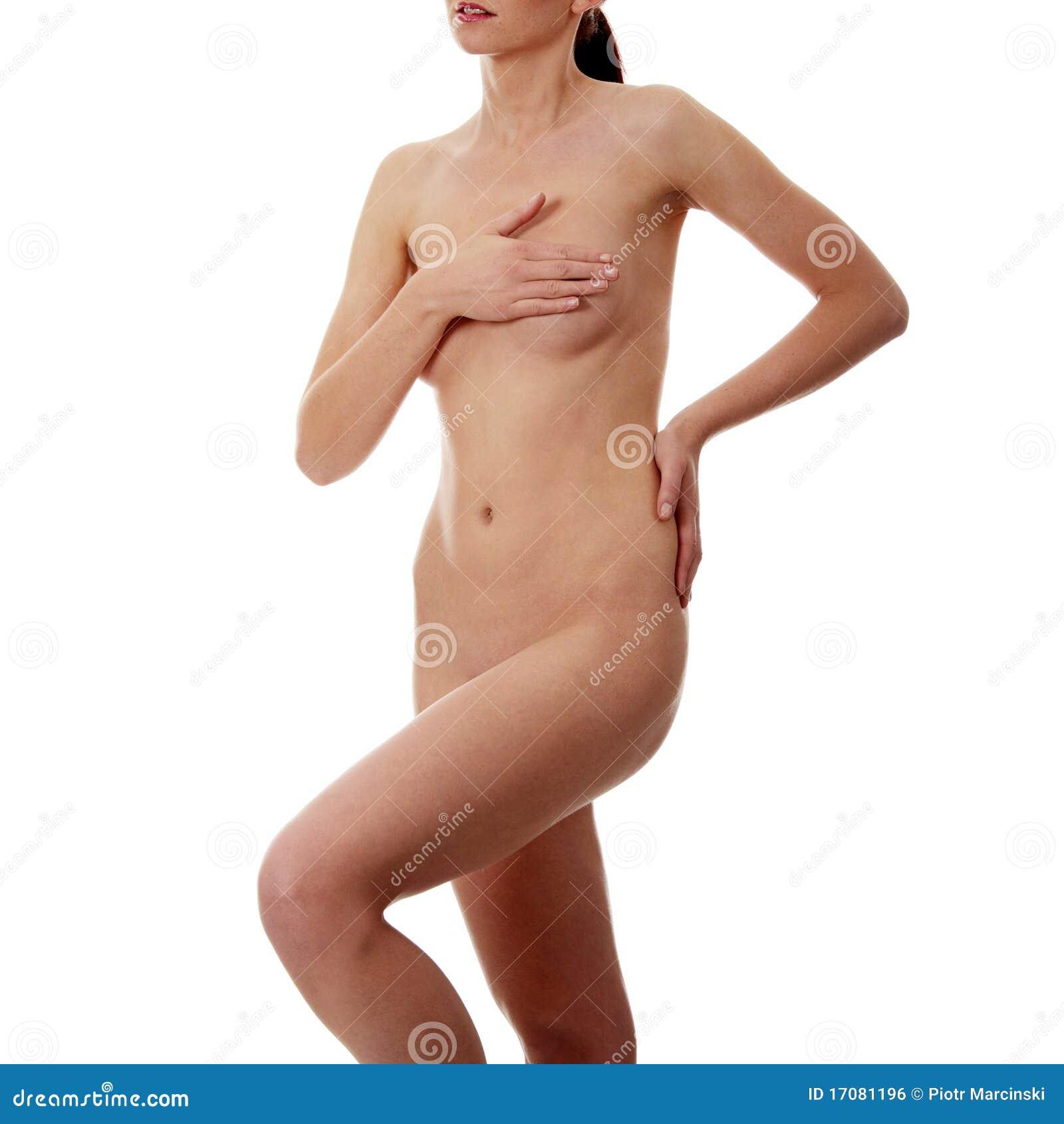 обнажённый тела