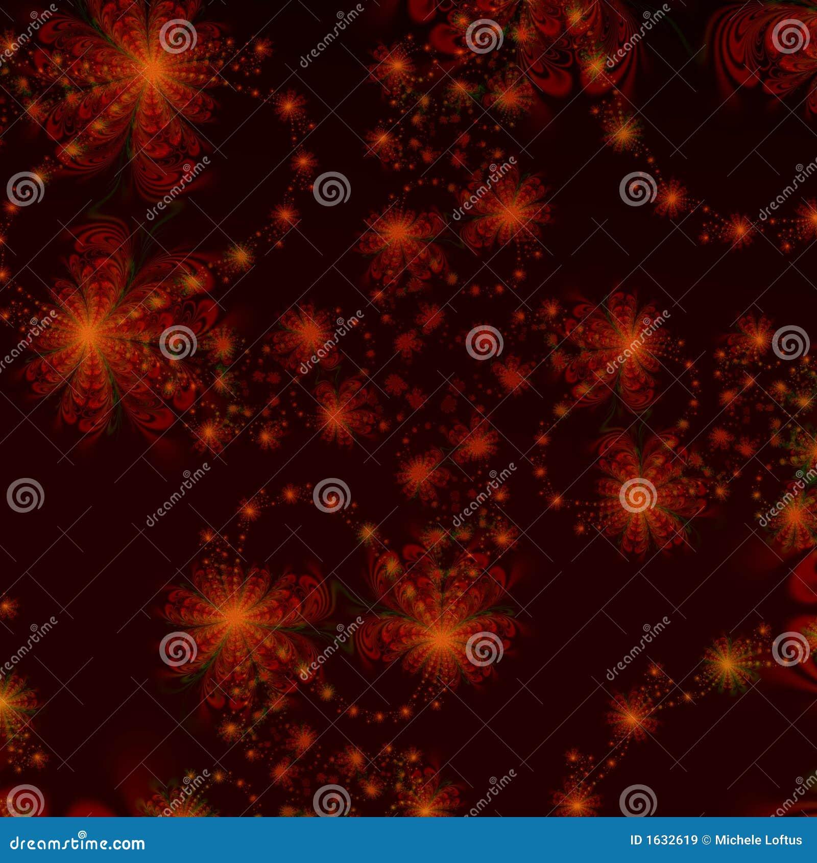 обои звезды абстрактной конструкции черноты предпосылки красные