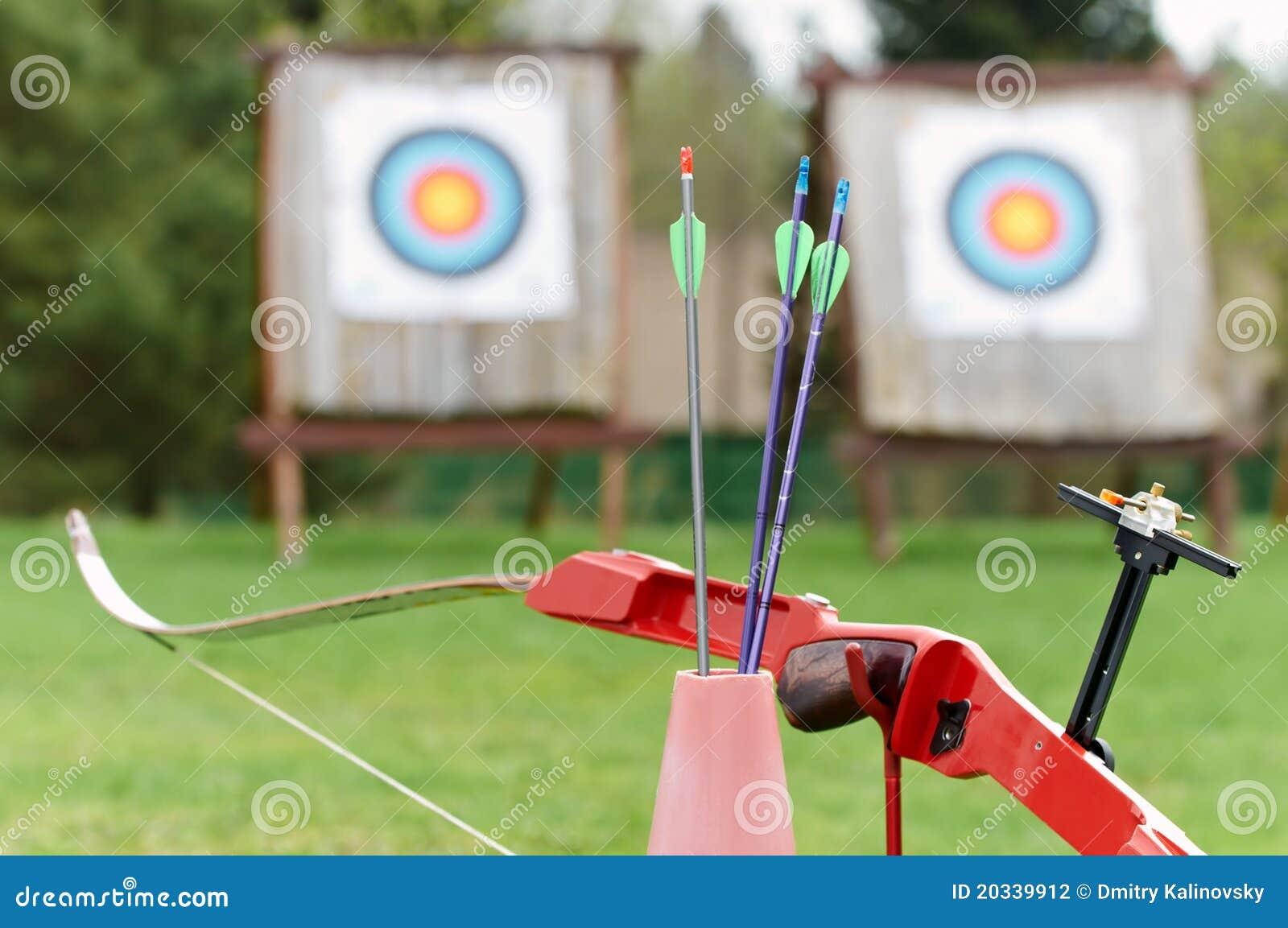 оборудование смычка стрелок archery