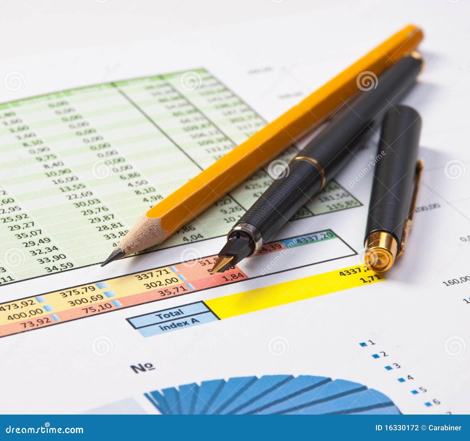 обработка документов диаграммы