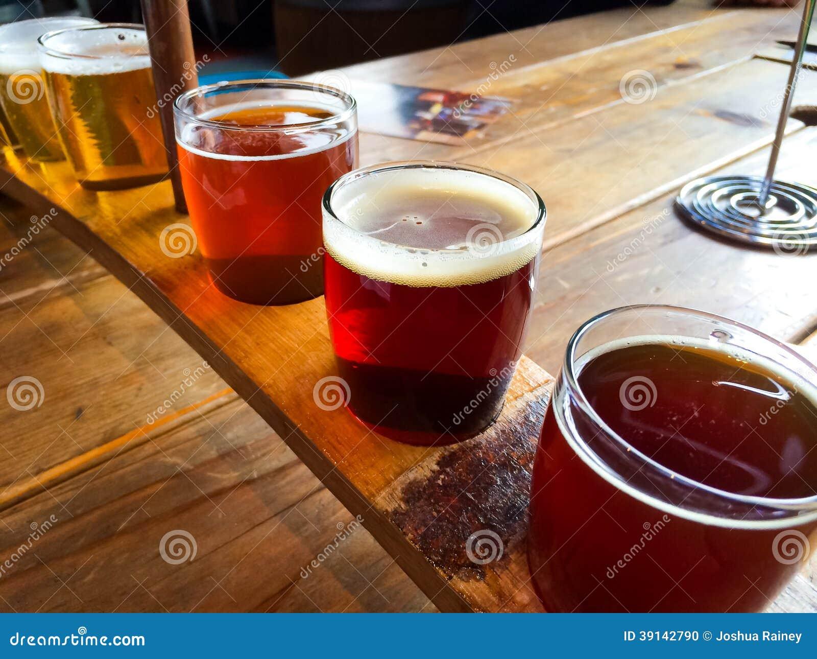 Образец пива ремесла